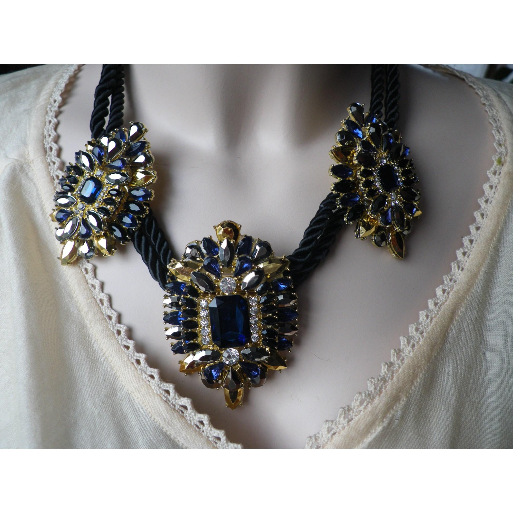 Collier LUISA VANNINI perle (imitation) multicolore