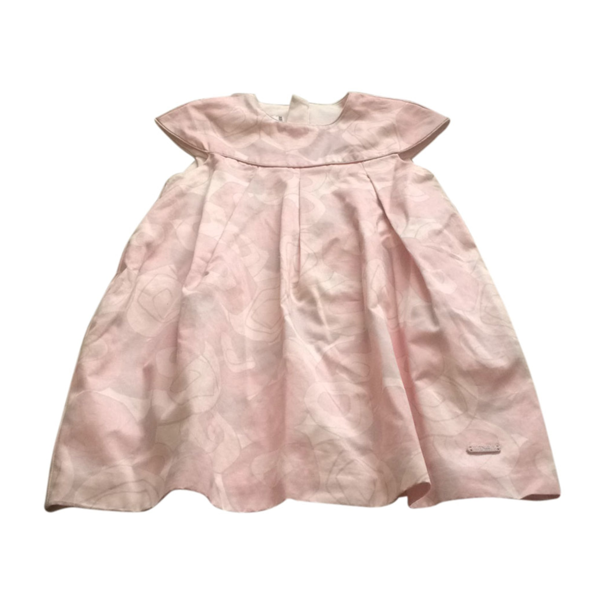 Dress BABY DIOR Pink, fuchsia, light pink