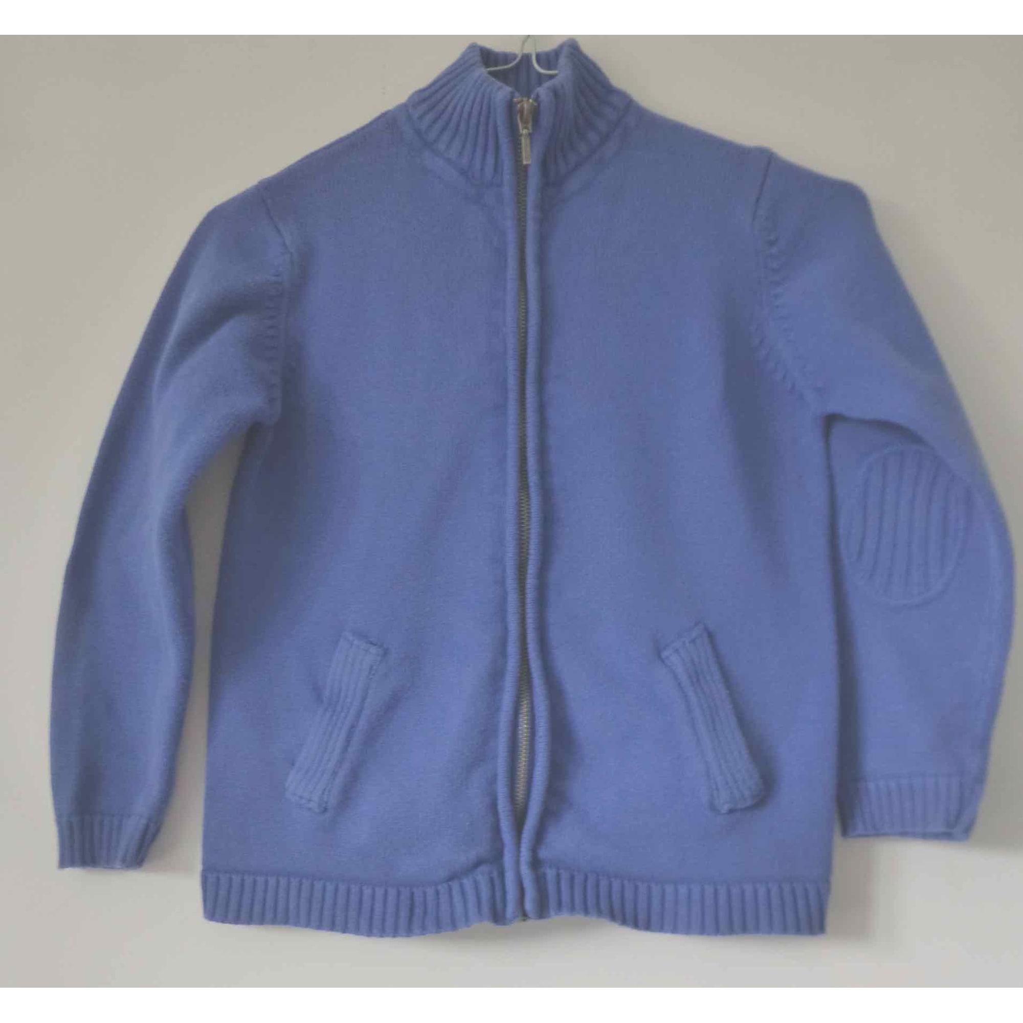 Gilet, cardigan DU PAREIL AU MÊME DPAM Bleu, bleu marine, bleu turquoise