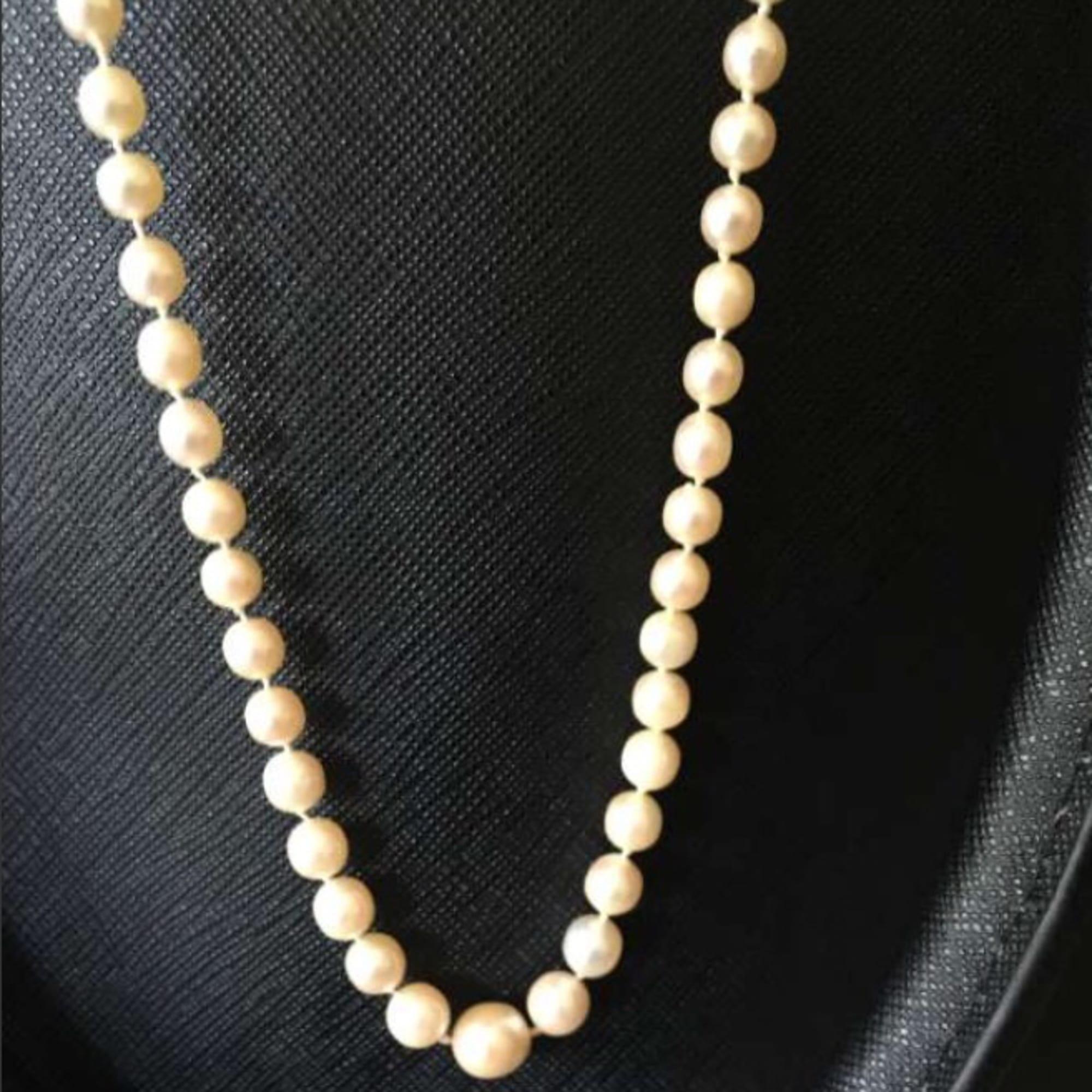 collier de perle julien d'orcel