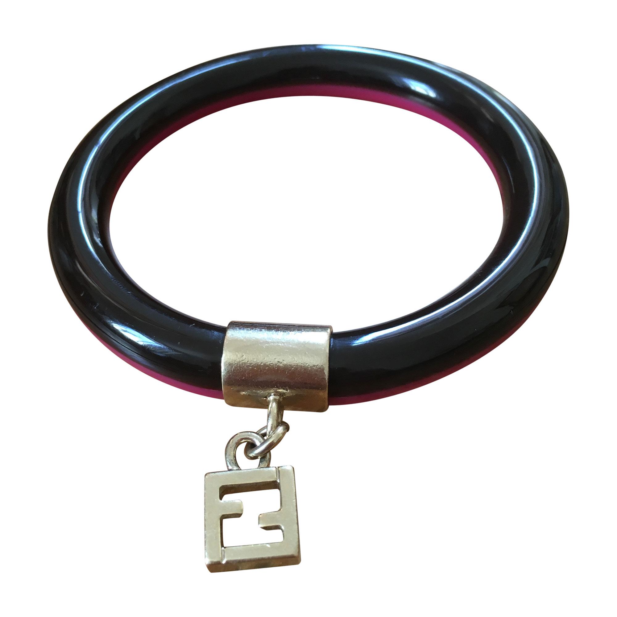 Bracelet FENDI résine rose