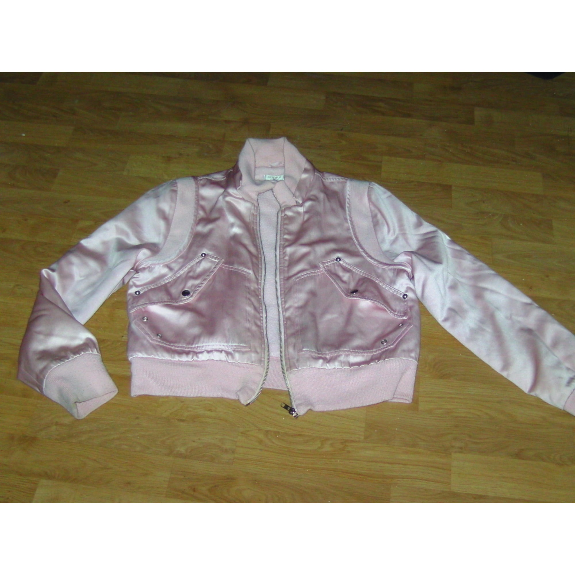 Zipped Jacket KOOKAI Pink, fuchsia, light pink