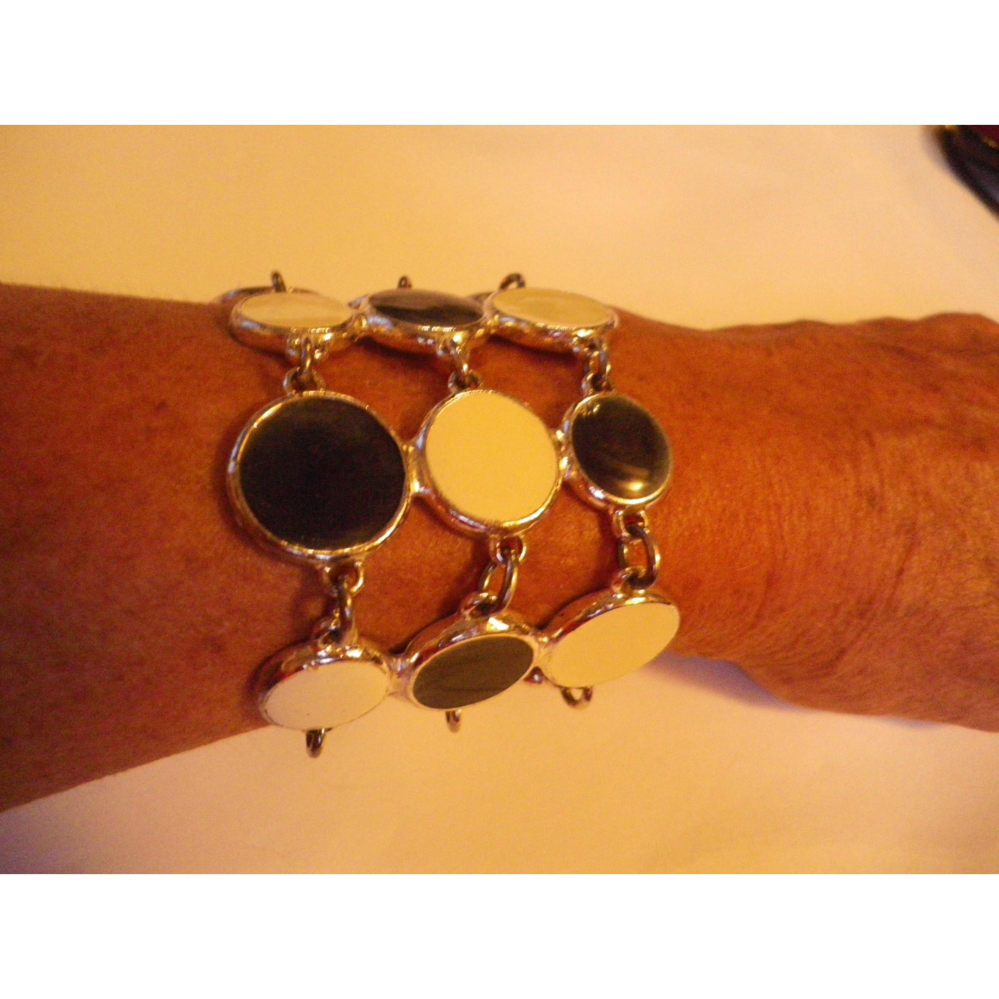 Bracelet DOMINIQUE DENAIVE métal multicolore