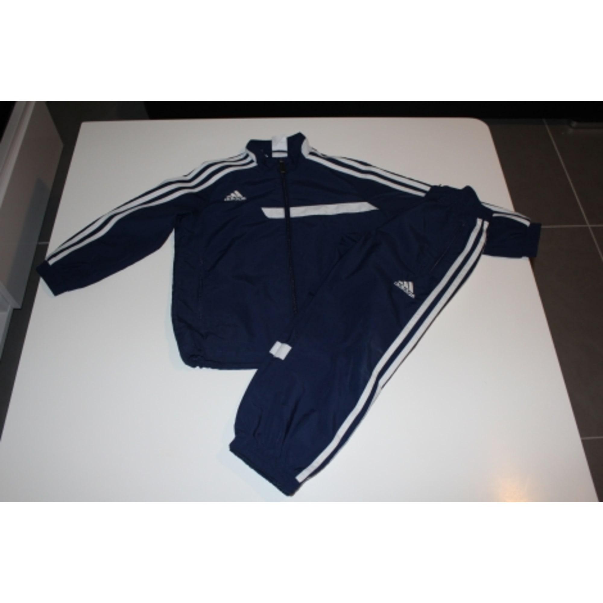 jogging adidas bleu