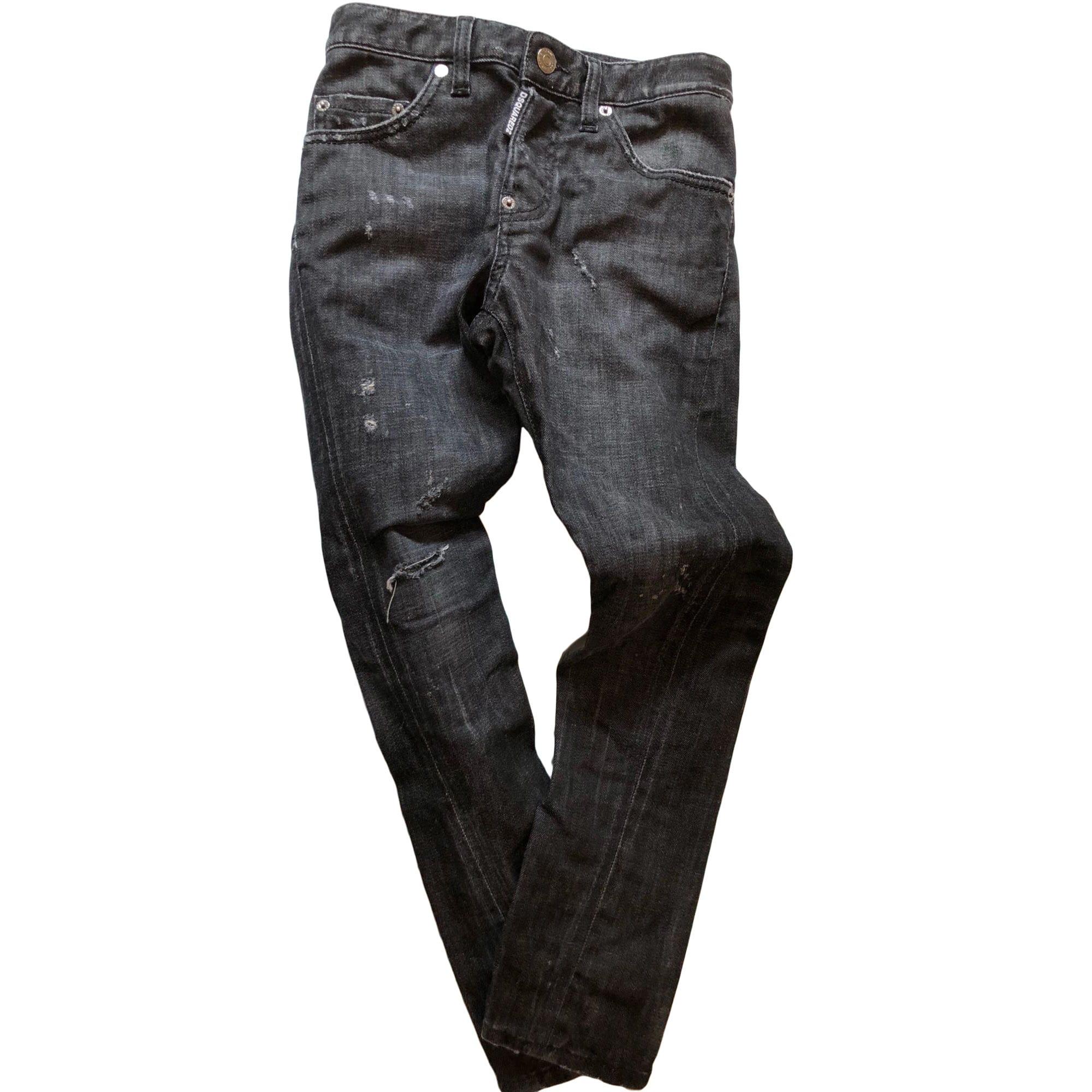 Jean slim DSQUARED2 Noir