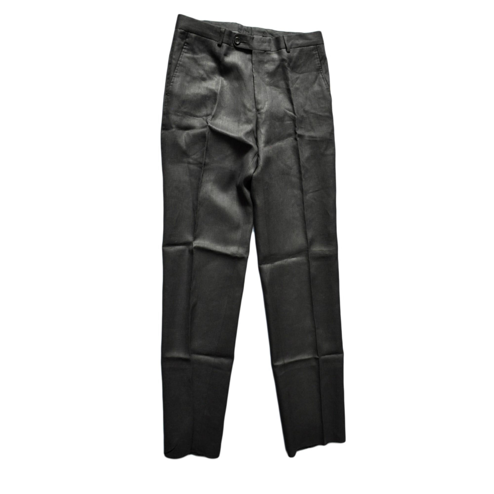 Pantalon droit ARROW Noir