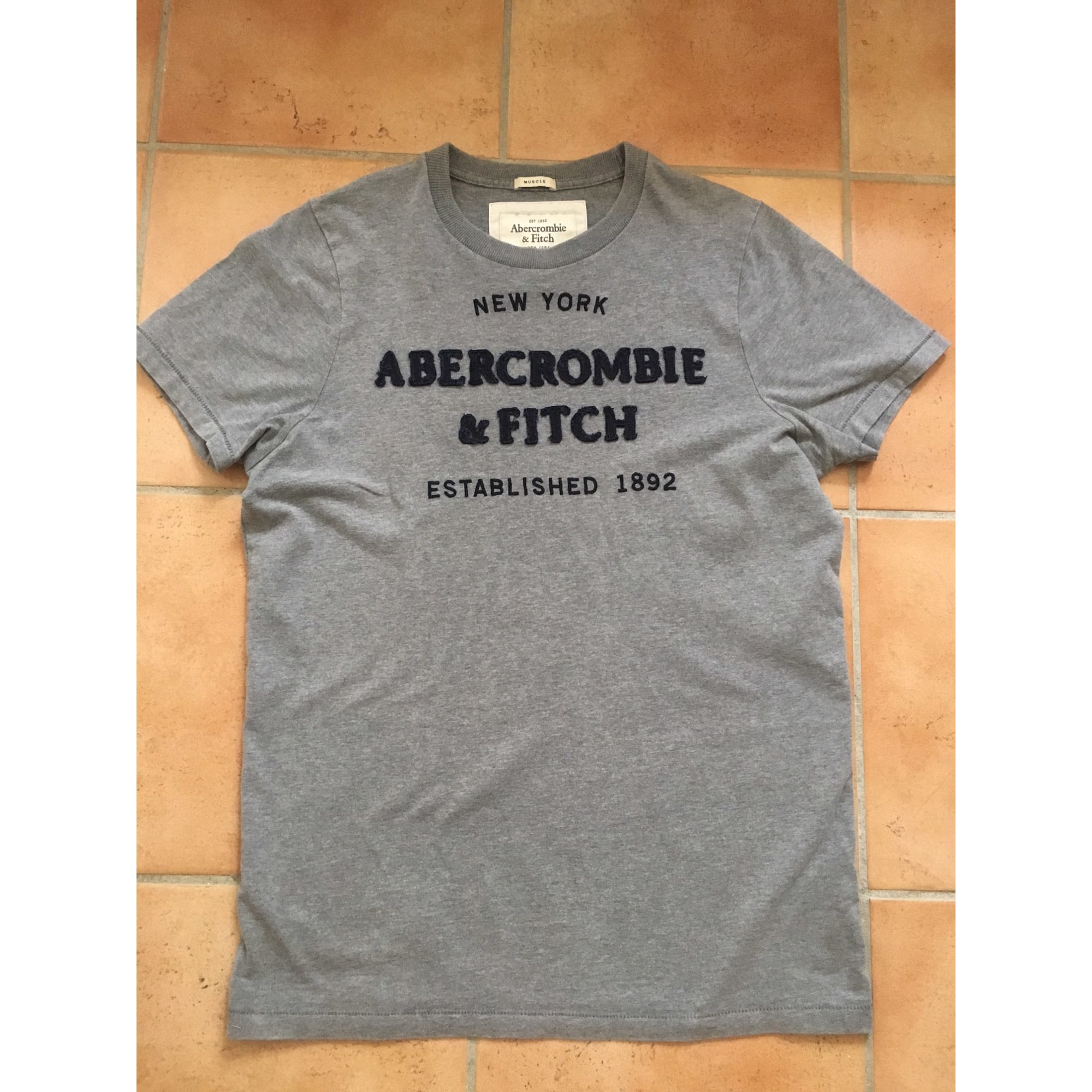 t-shirt homme abercrombie & fitch