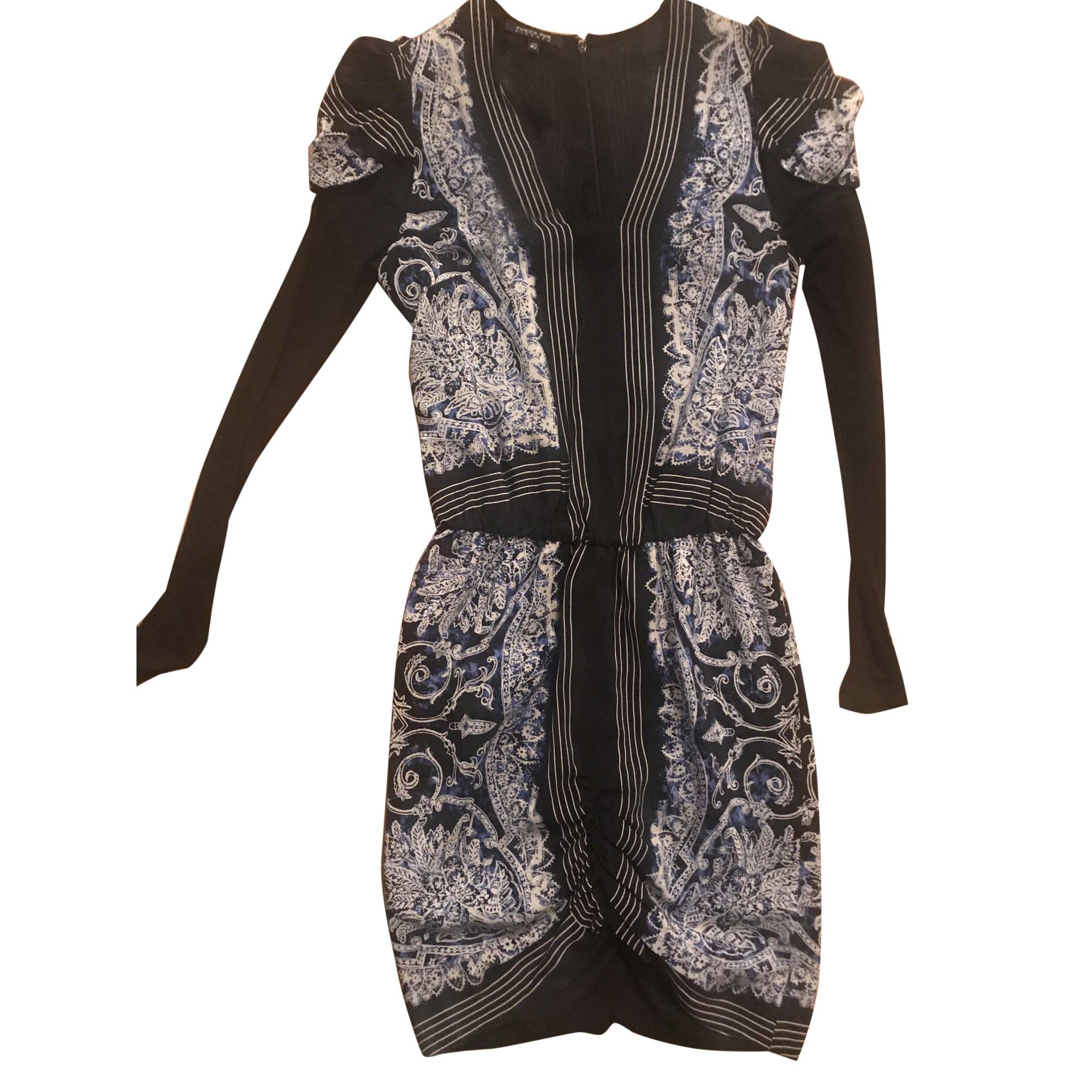 Robe courte PATRIZIA PEPE Noir