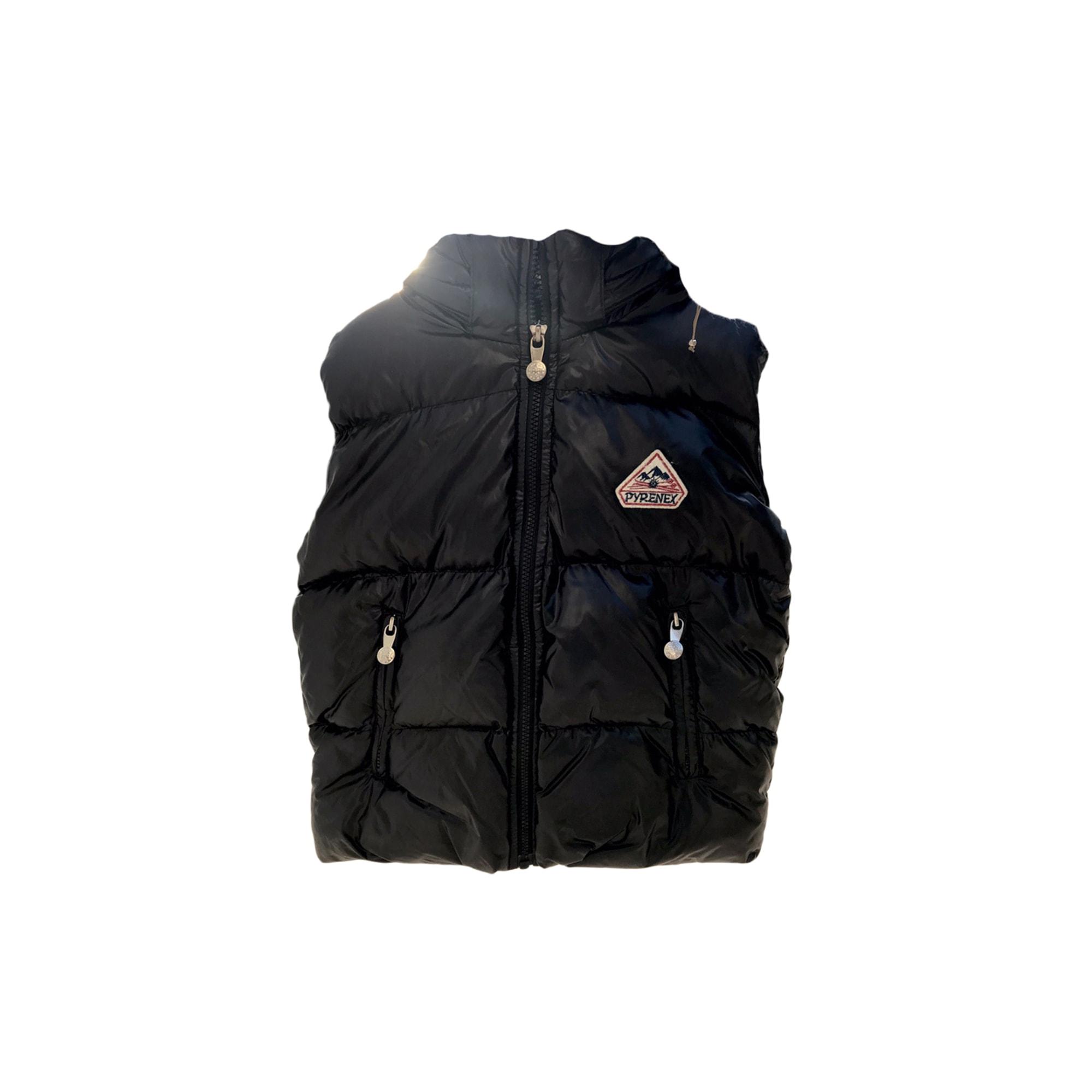 Down Jacket PYRENEX Black