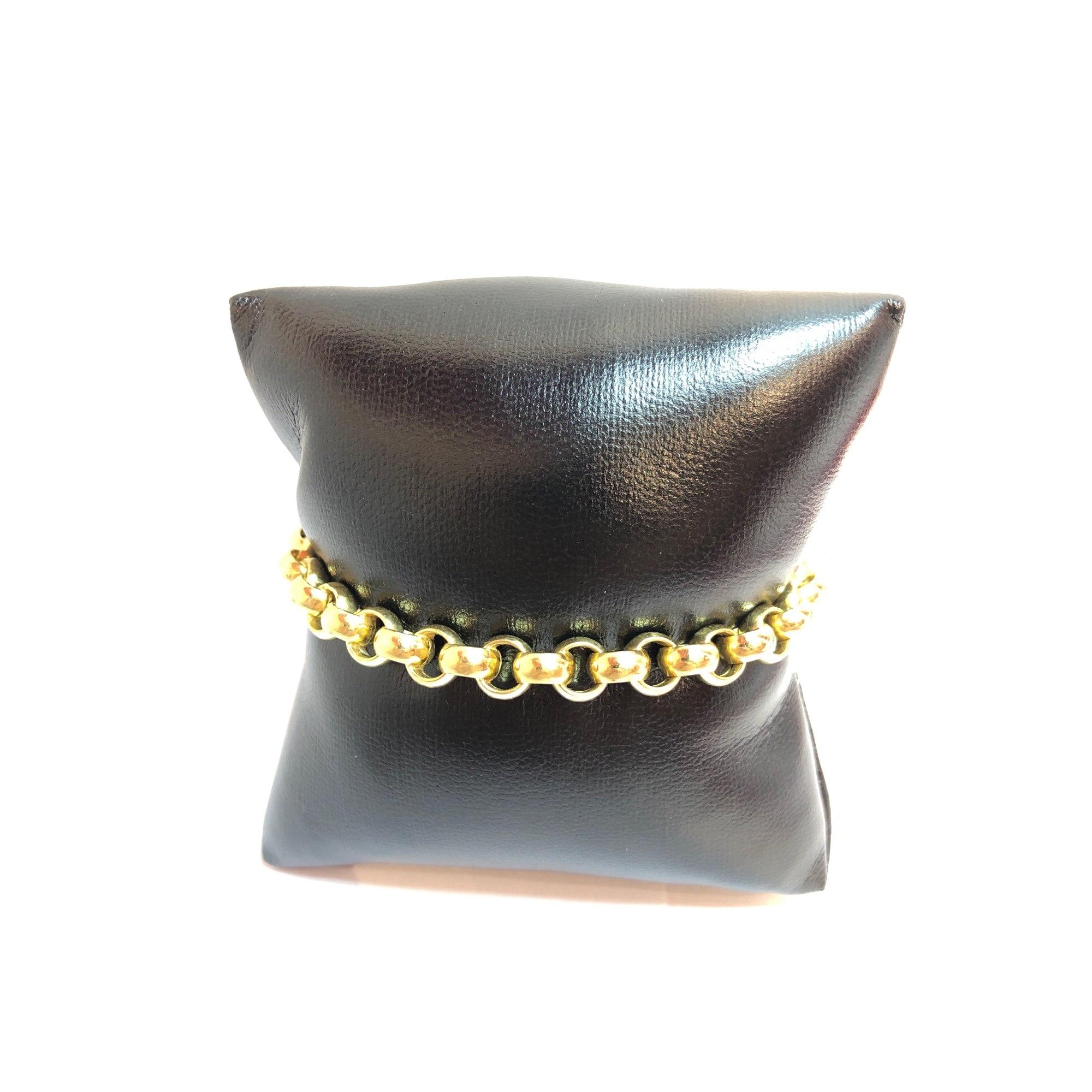 Bracelet NO NAME or jaune jaune