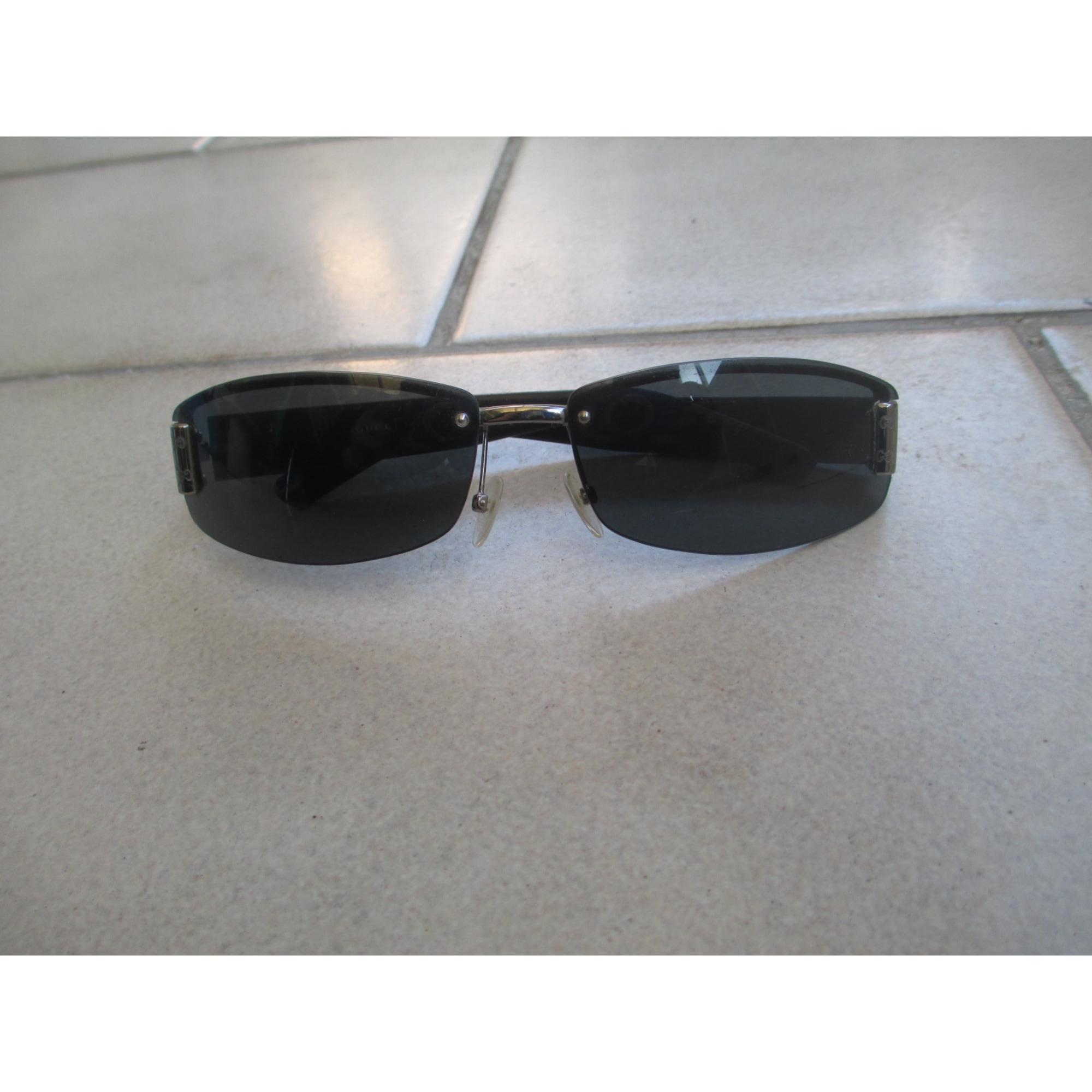 Sonnenbrille GUCCI Hysteria Schwarz