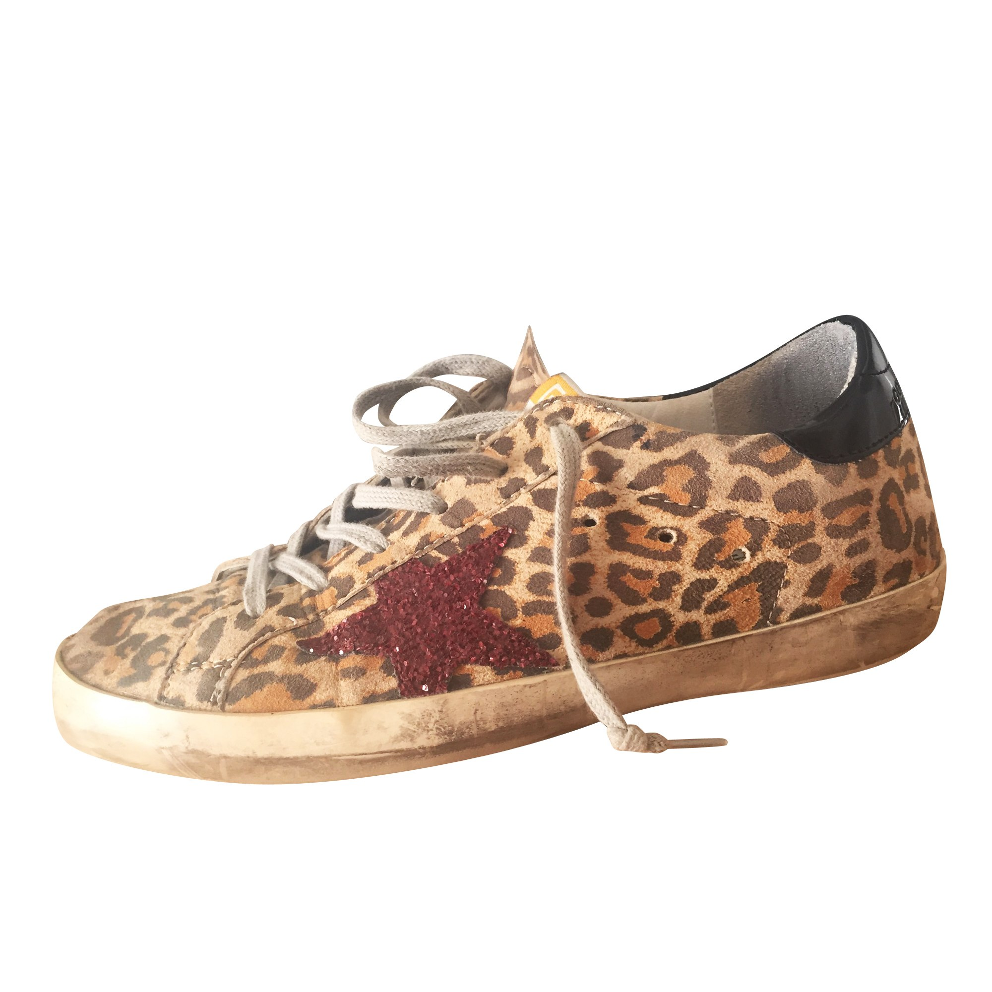 Sneakers GOLDEN GOOSE Animal prints