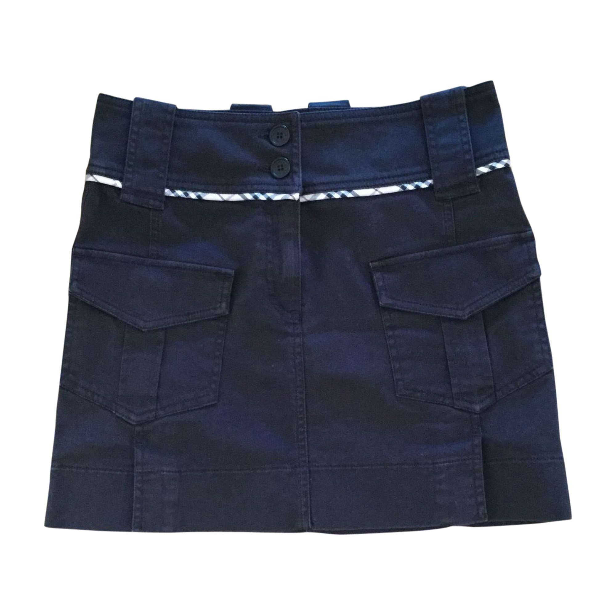Mini Skirt BURBERRY Black