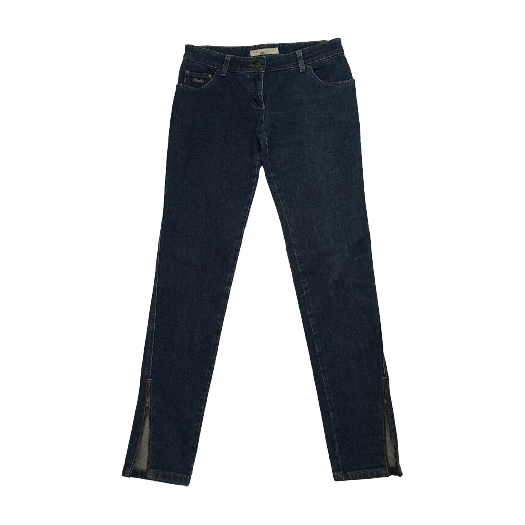 Jeans slim STELLA MCCARTNEY Bleu