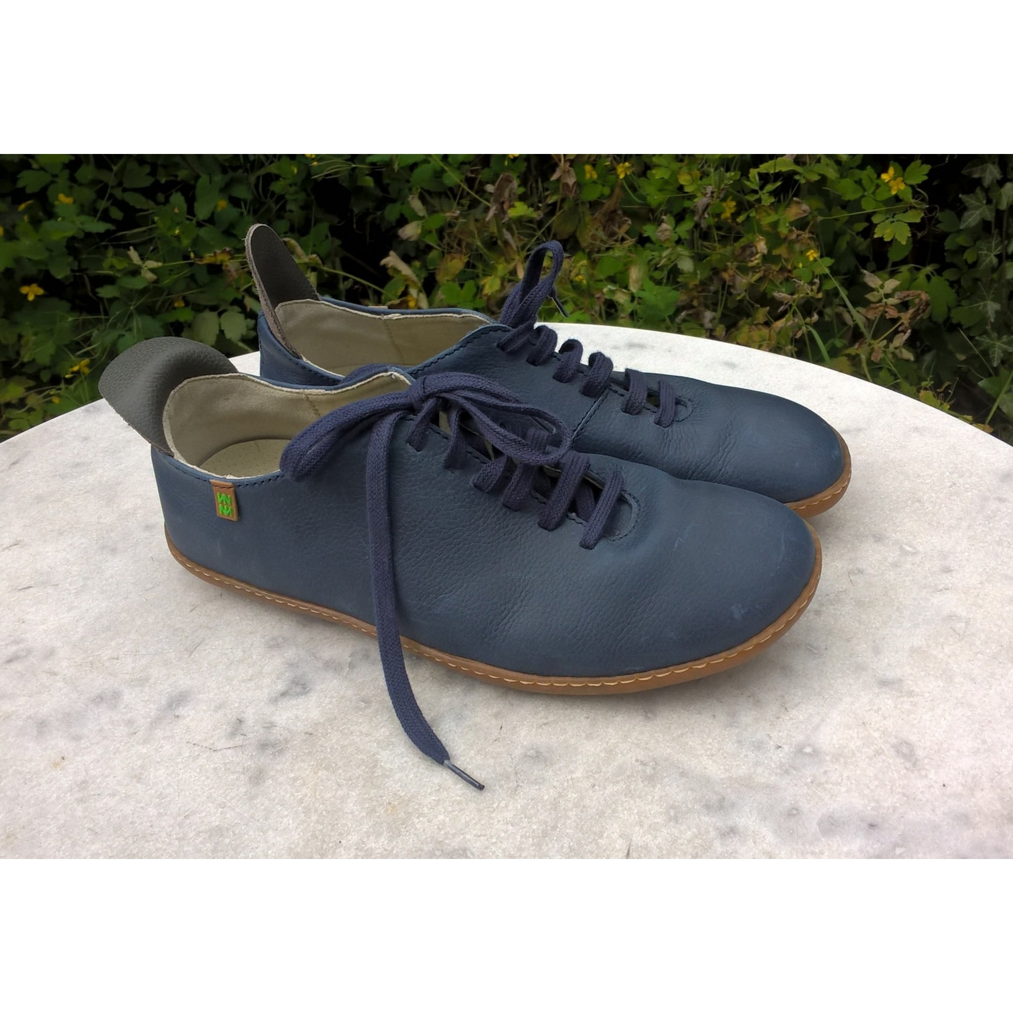 Chaussures à lacets  EL NATURALISTA Bleu, bleu marine, bleu turquoise