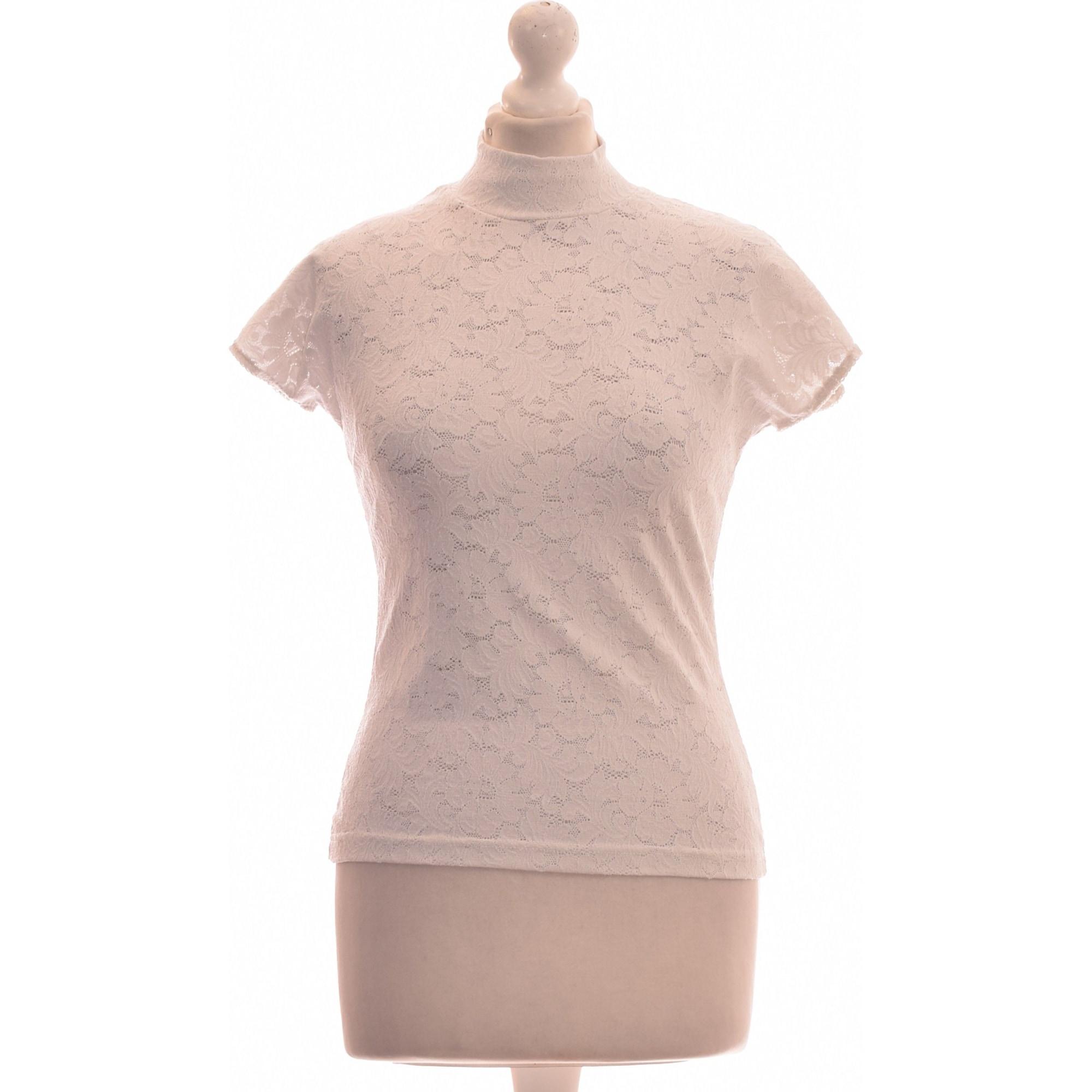Canottiera KENZO Bianco, bianco sporco, ecru