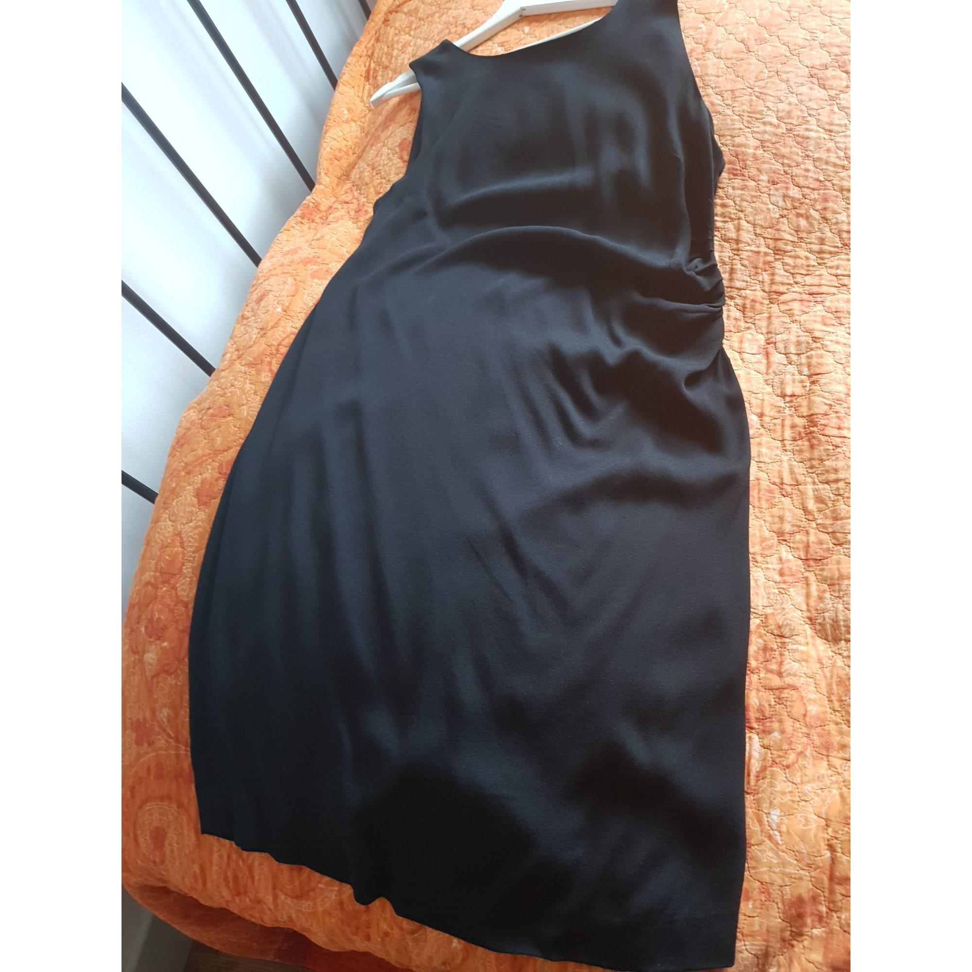 Robe mi-longue STELLA FOREST Noir