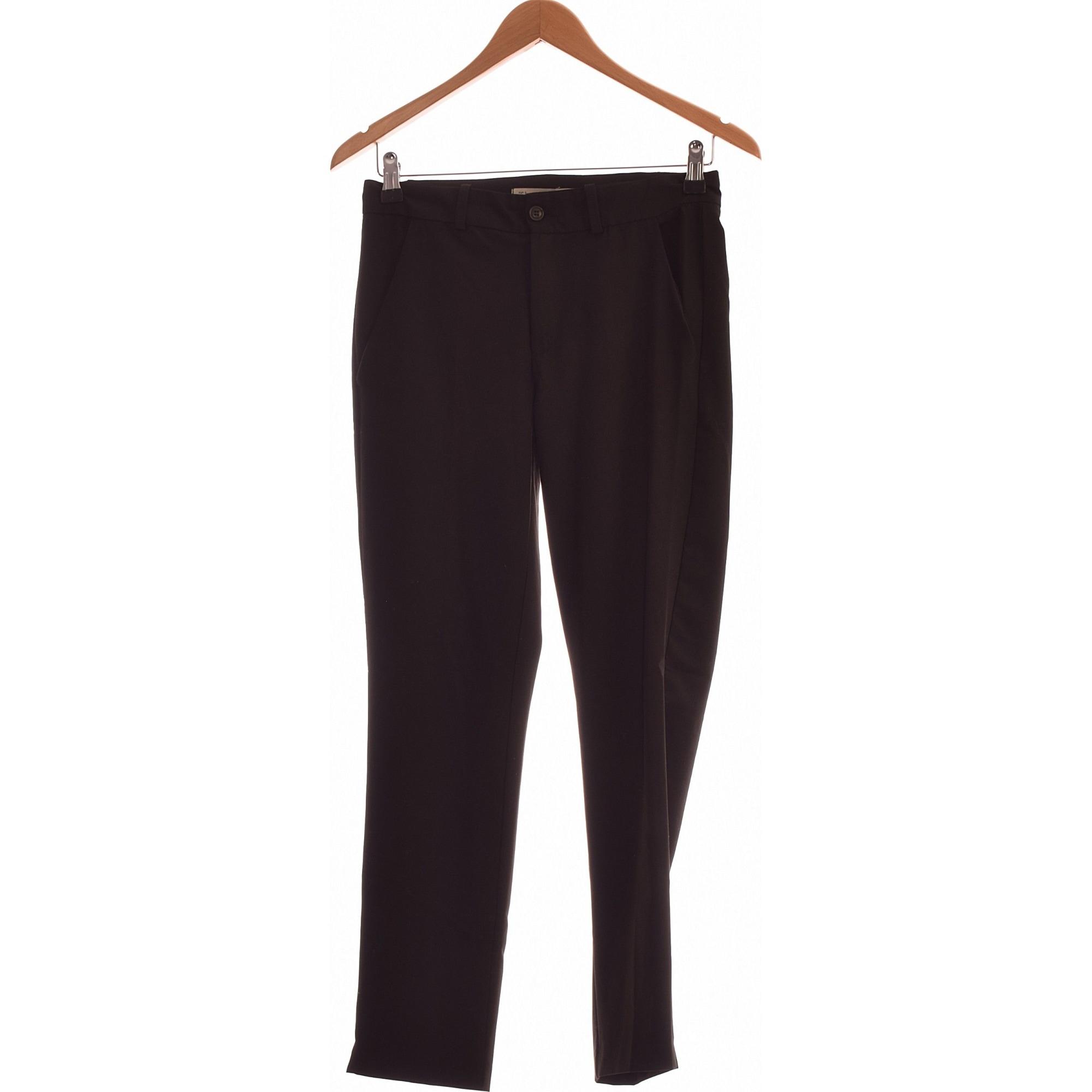 pantalon femme zara noir