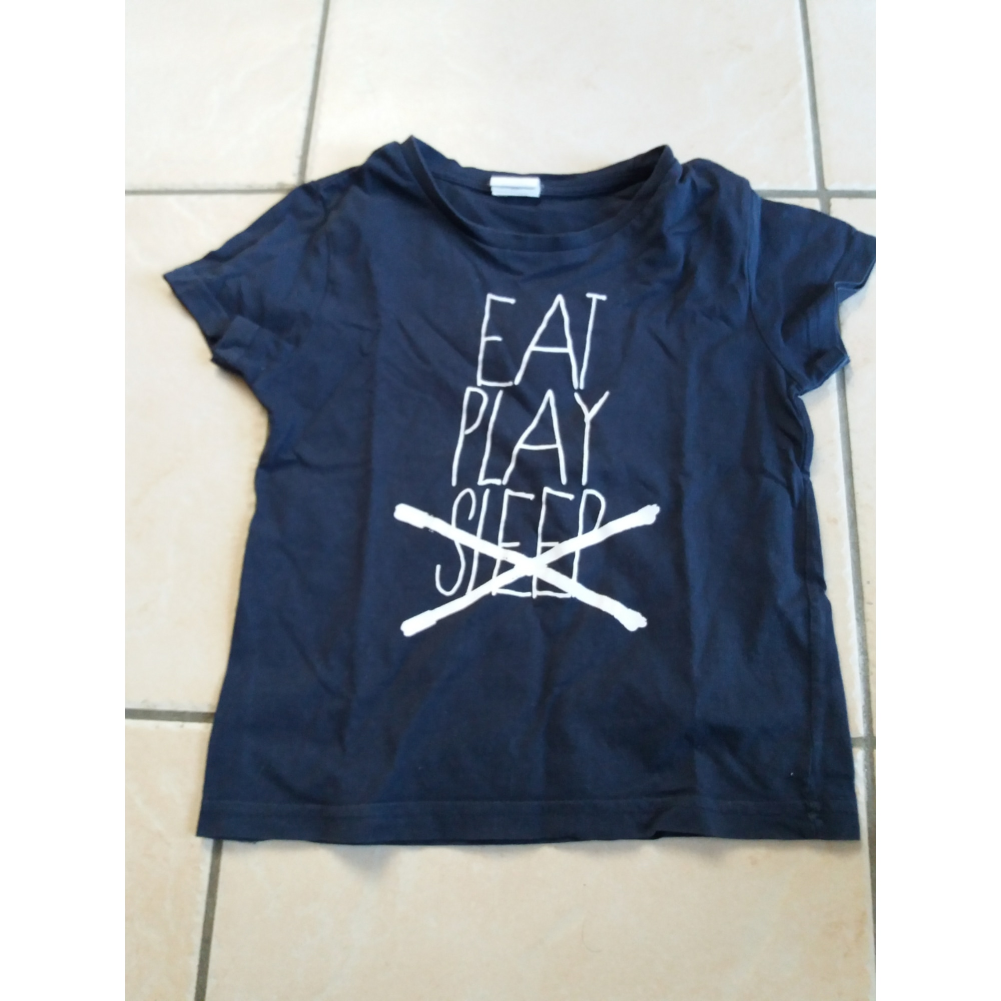 Tee-shirt KIABI Bleu, bleu marine, bleu turquoise