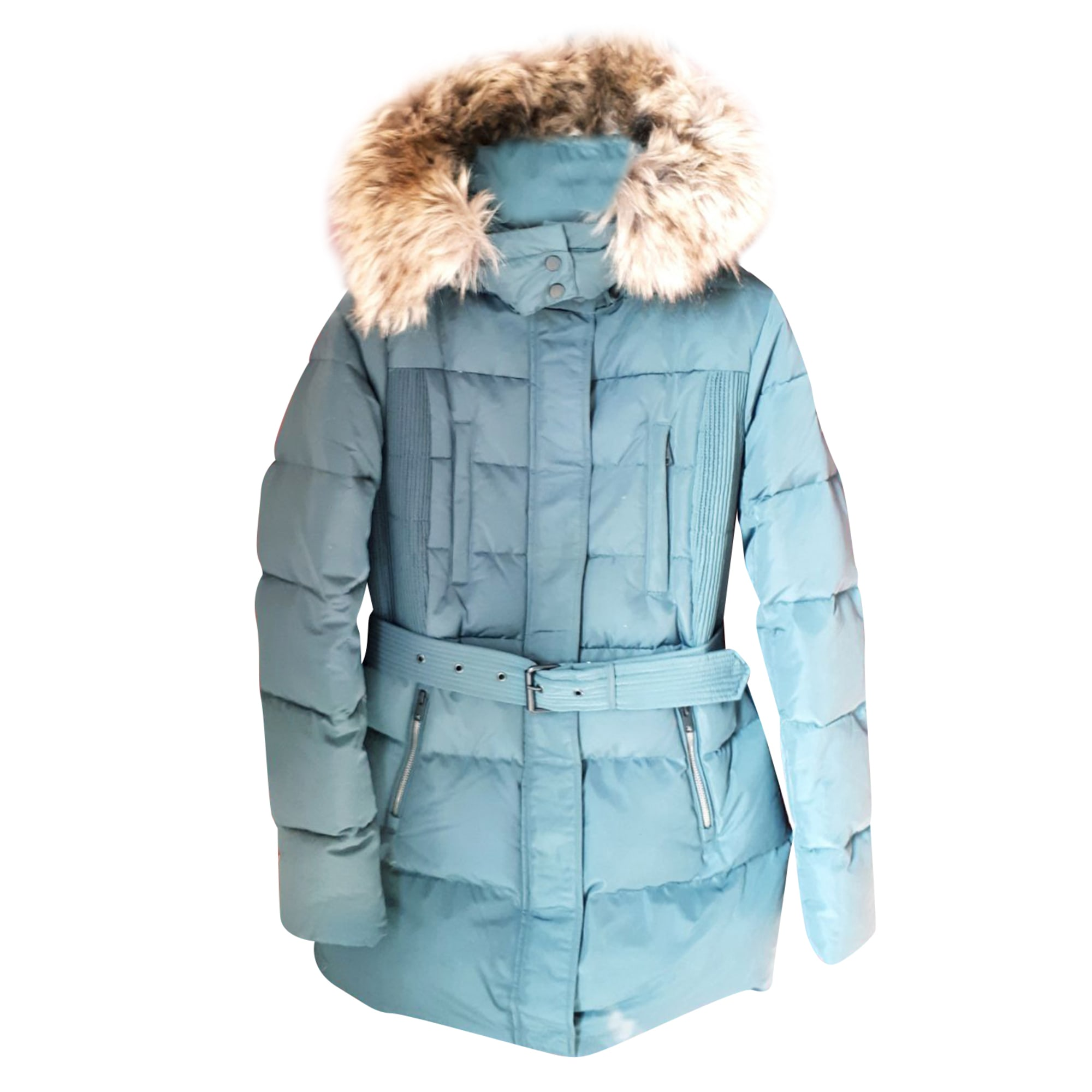Down Jacket PEPE JEANS Green