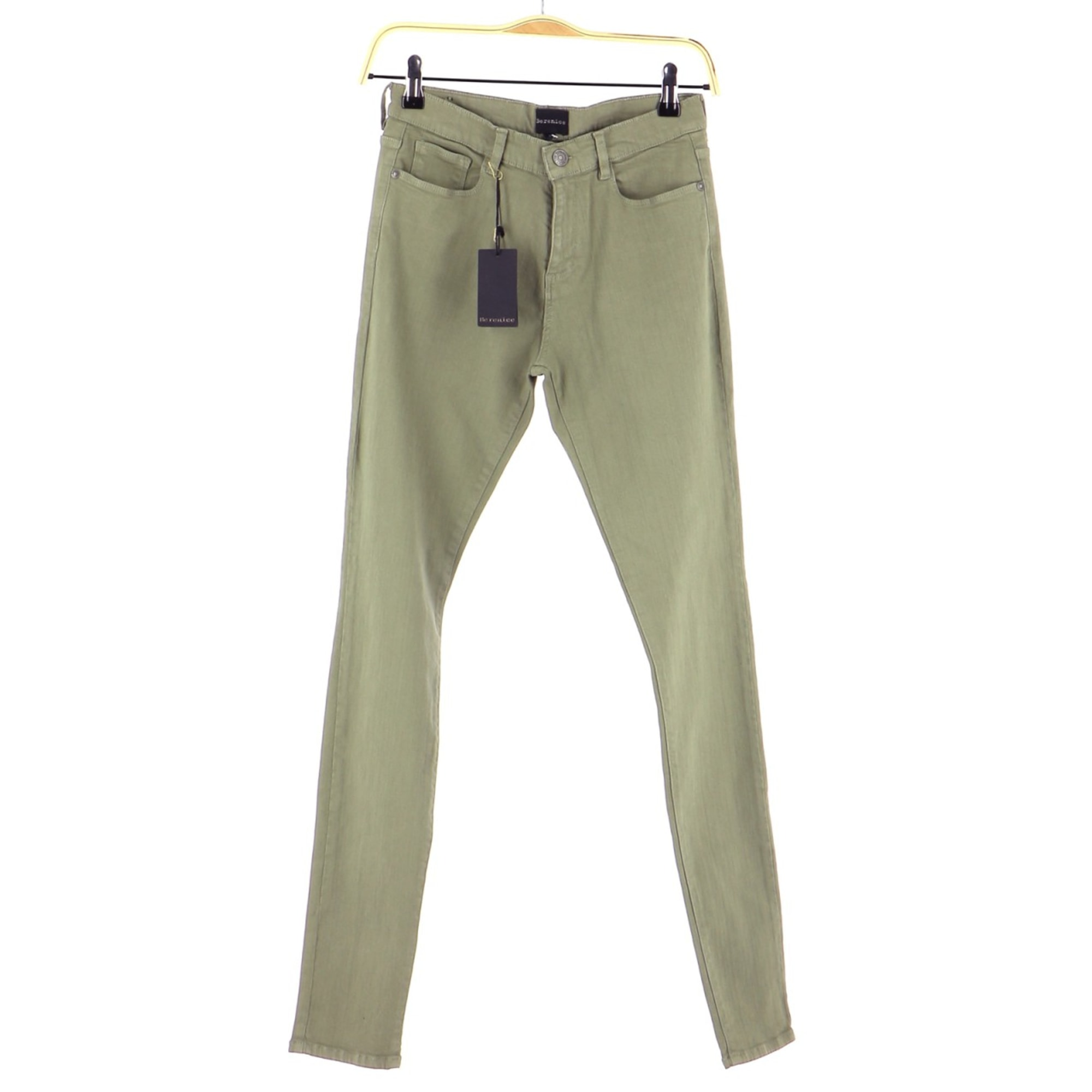 Pantalon droit BERENICE -