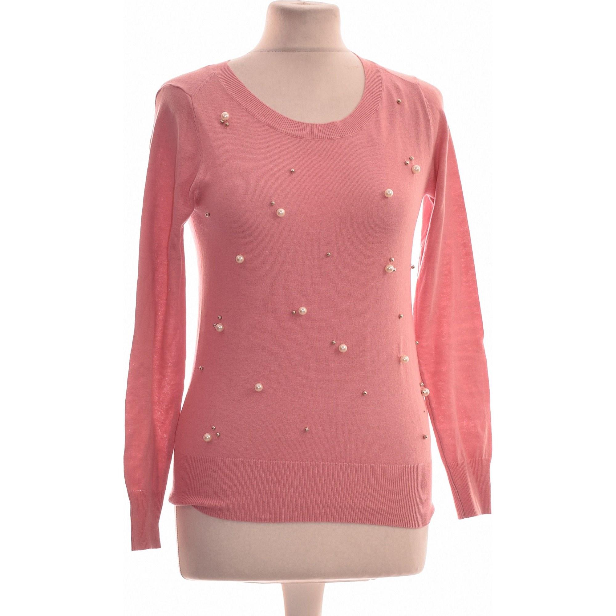 Top, tee-shirt SINÉQUANONE Rose, fuschia, vieux rose