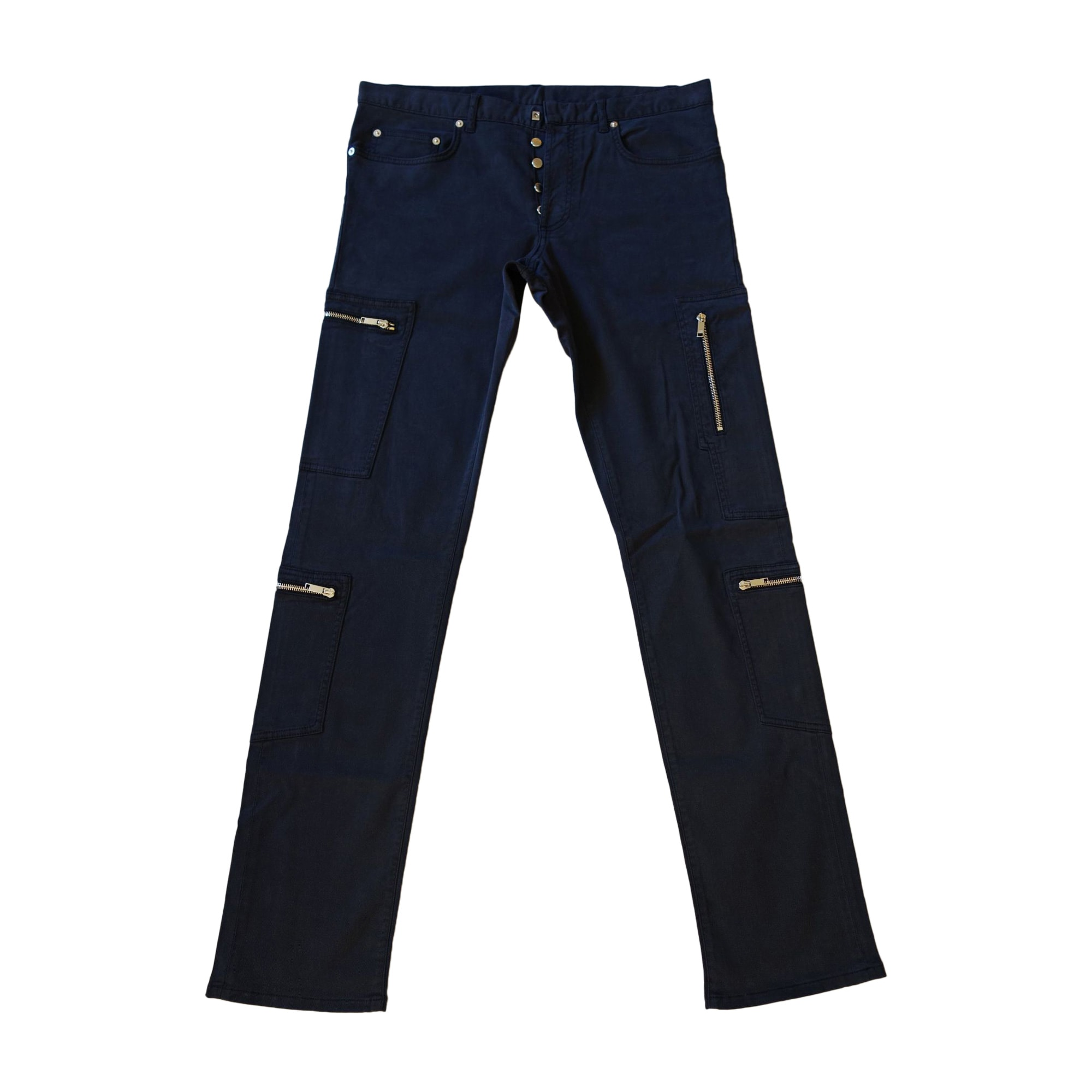 Skinny Jeans DIOR HOMME Blue, navy, turquoise