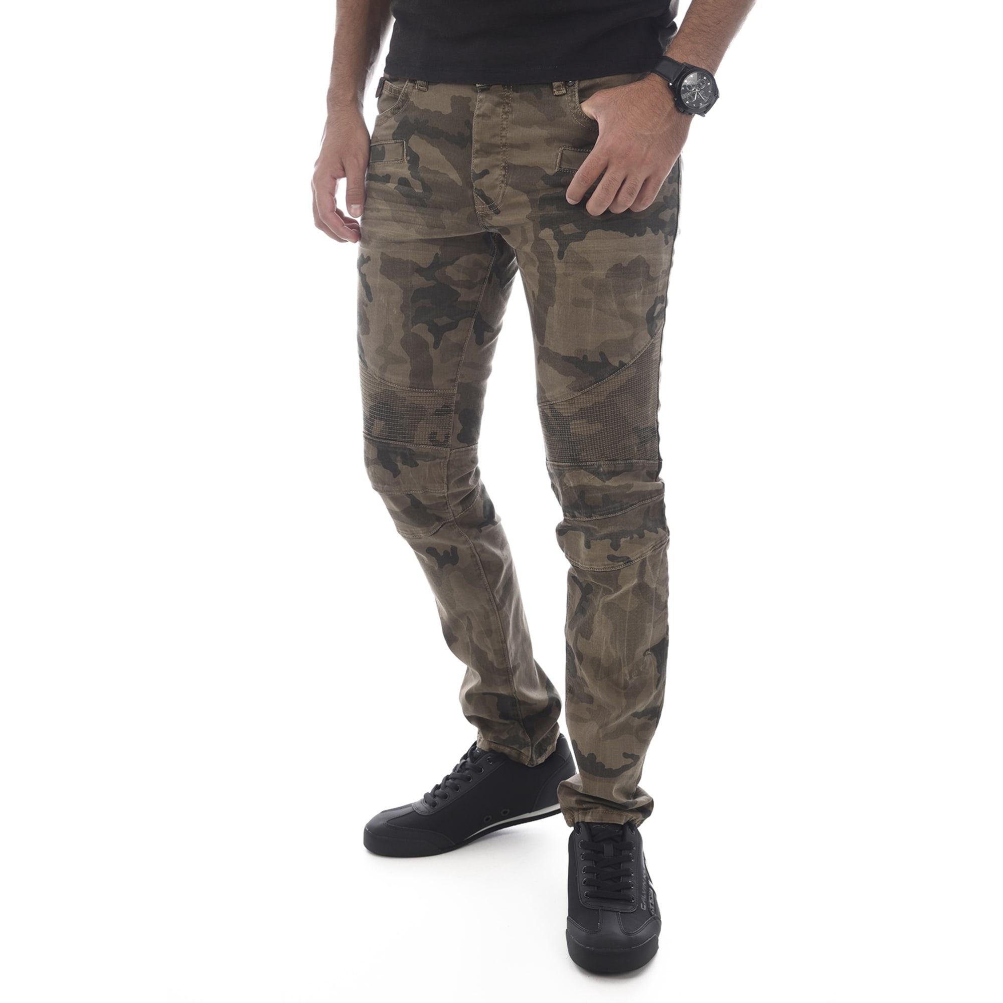 Pantalon slim KAPORAL Kaki