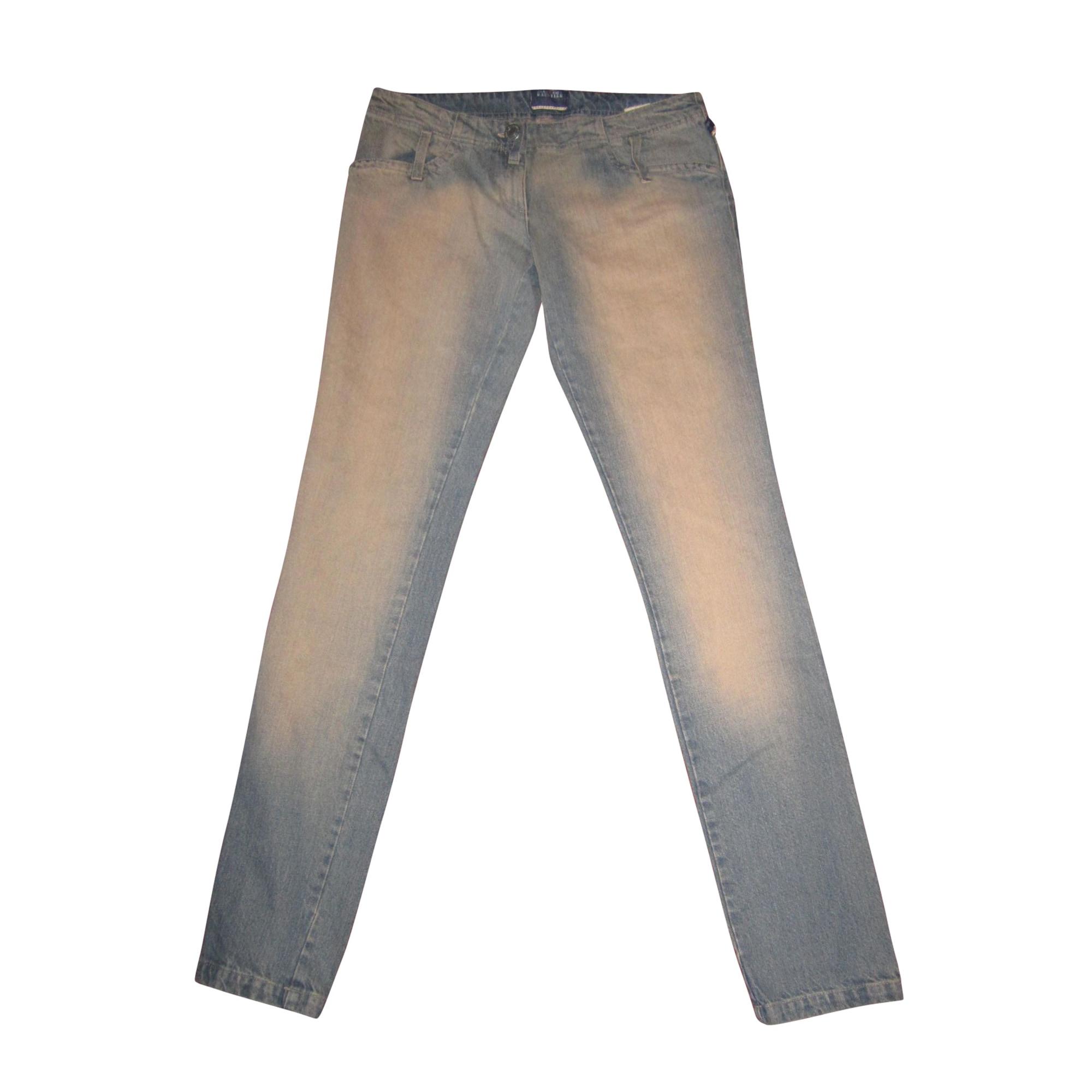 Jeans droit JEAN PAUL GAULTIER Multicouleur