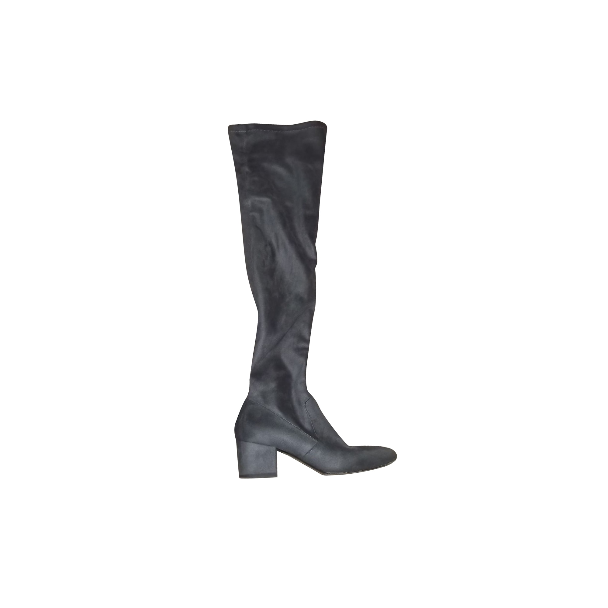 Bottes cuissards PINKO Gris, anthracite