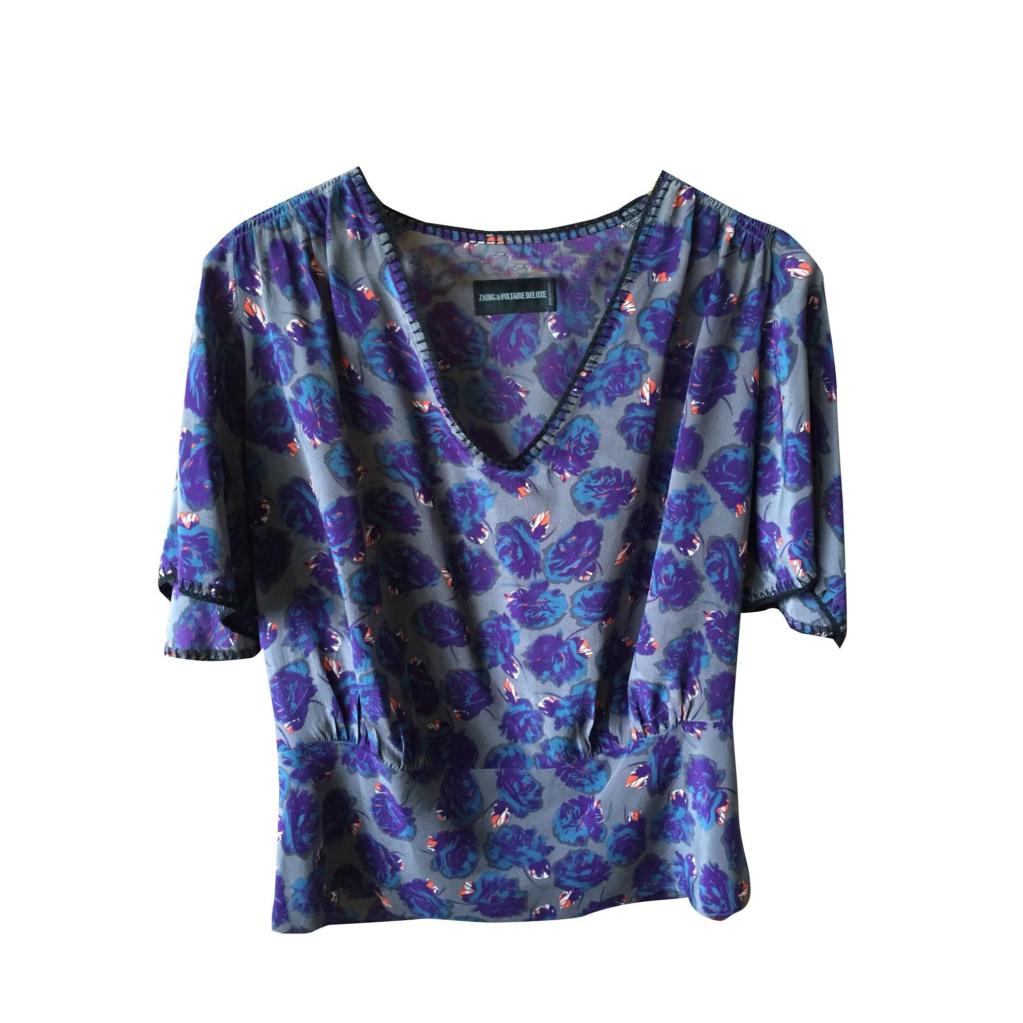 Blusa ZADIG & VOLTAIRE Multicolore
