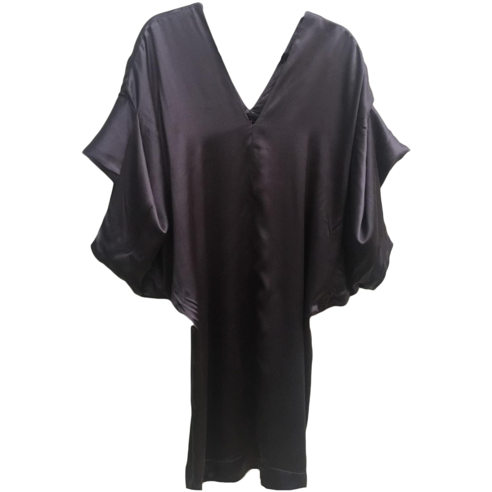 Mini Dress MAJE Purple, mauve, lavender