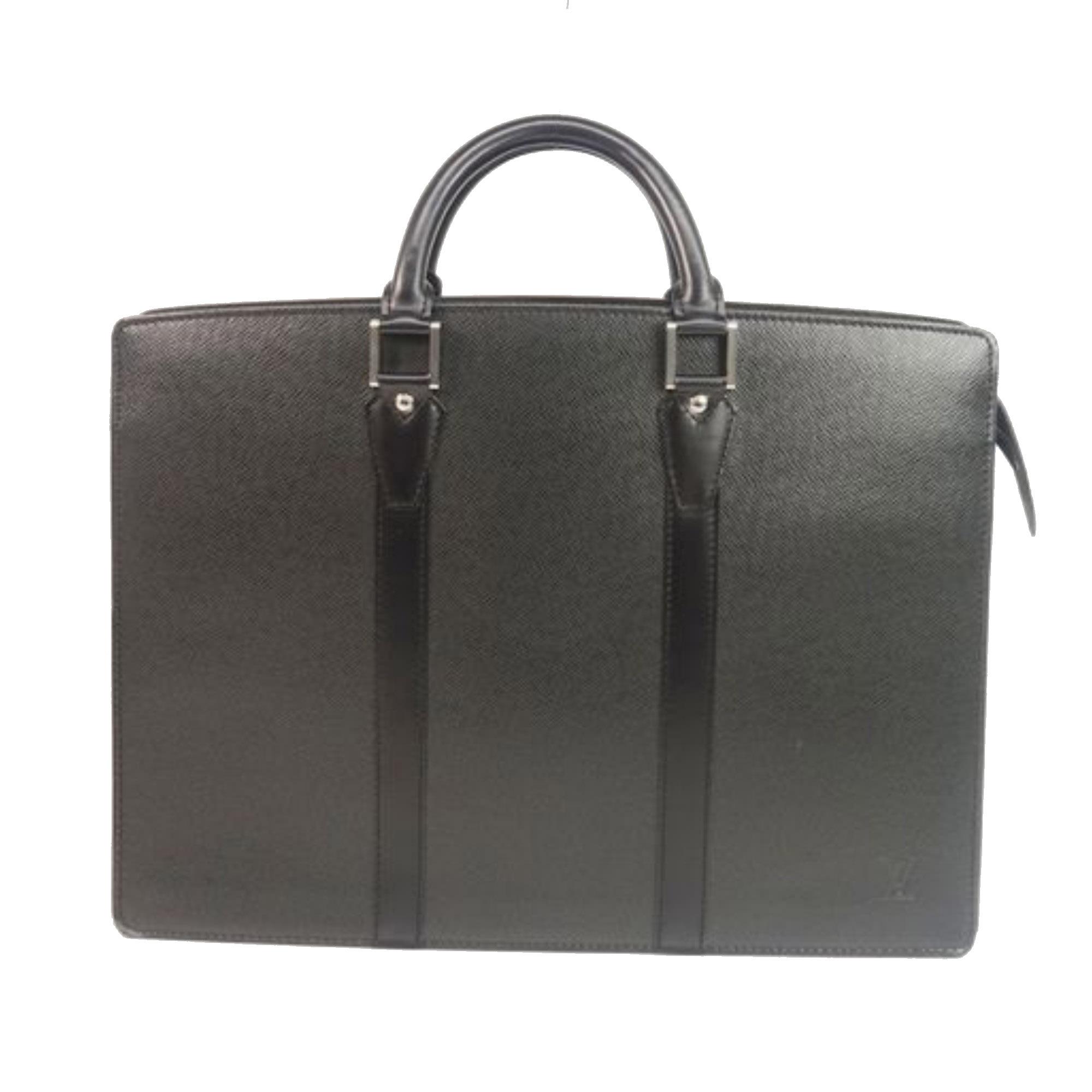 Porte documents, serviette LOUIS VUITTON Black
