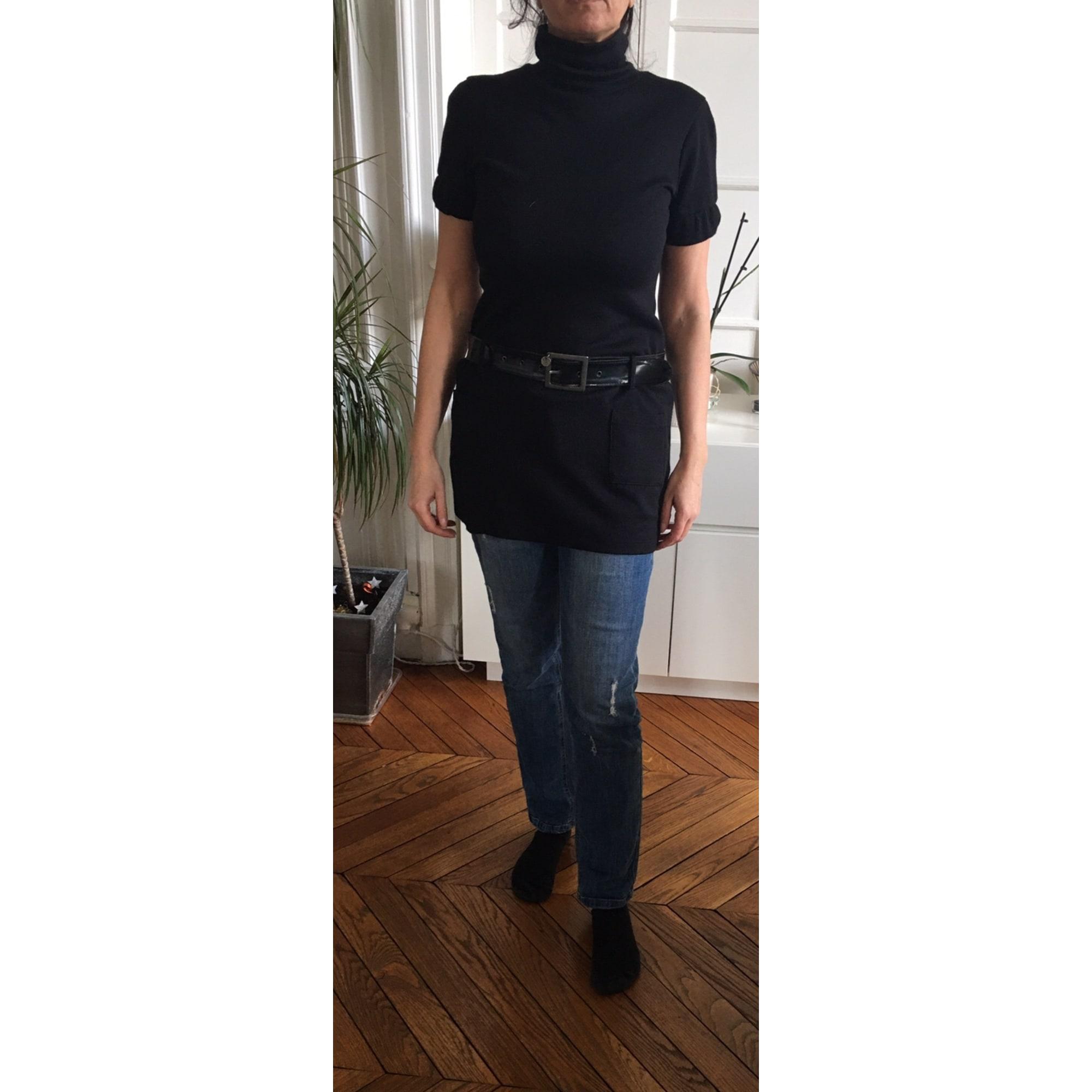 Pull tunique PATRIZIA PEPE Noir