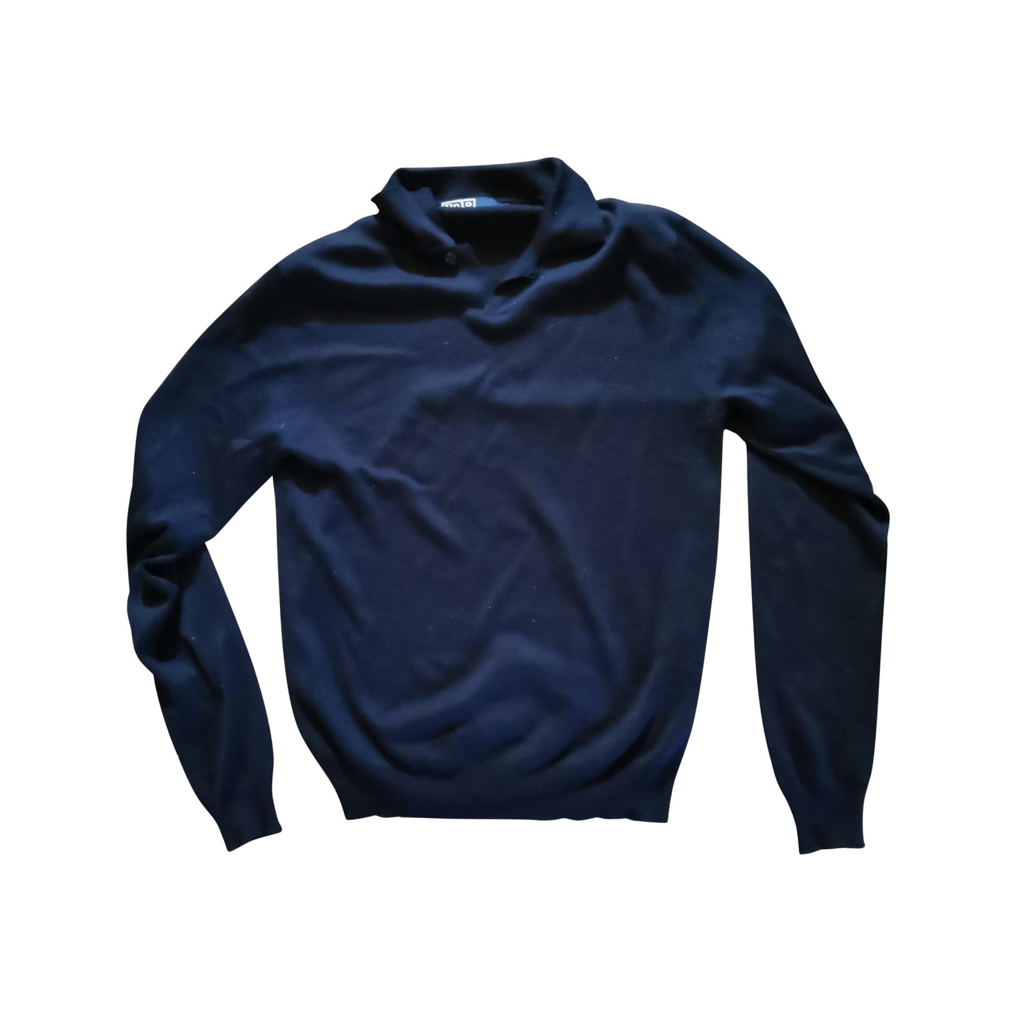 Sweat RALPH LAUREN Bleu, bleu marine, bleu turquoise