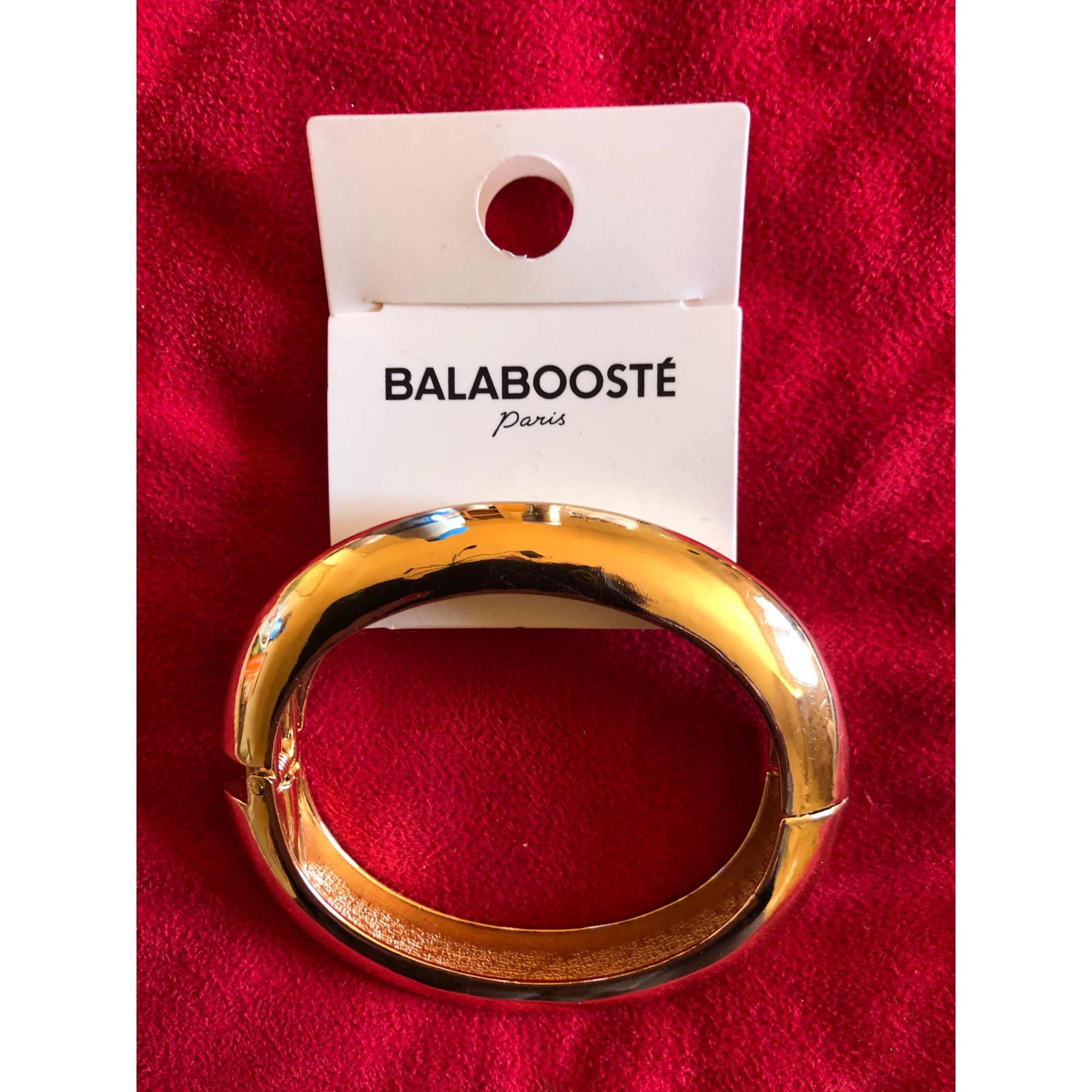 Bracelet BALA BOOSTÉ Or
