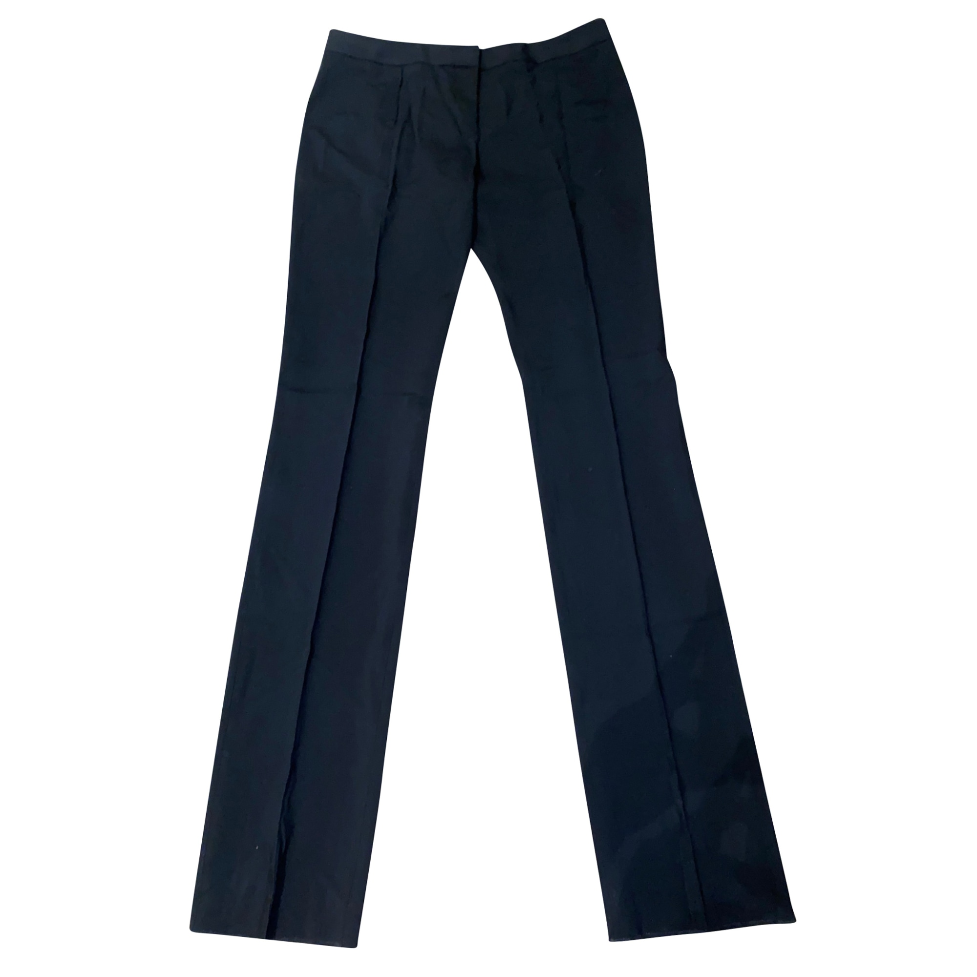 Pantalon slim, cigarette JUST CAVALLI Noir