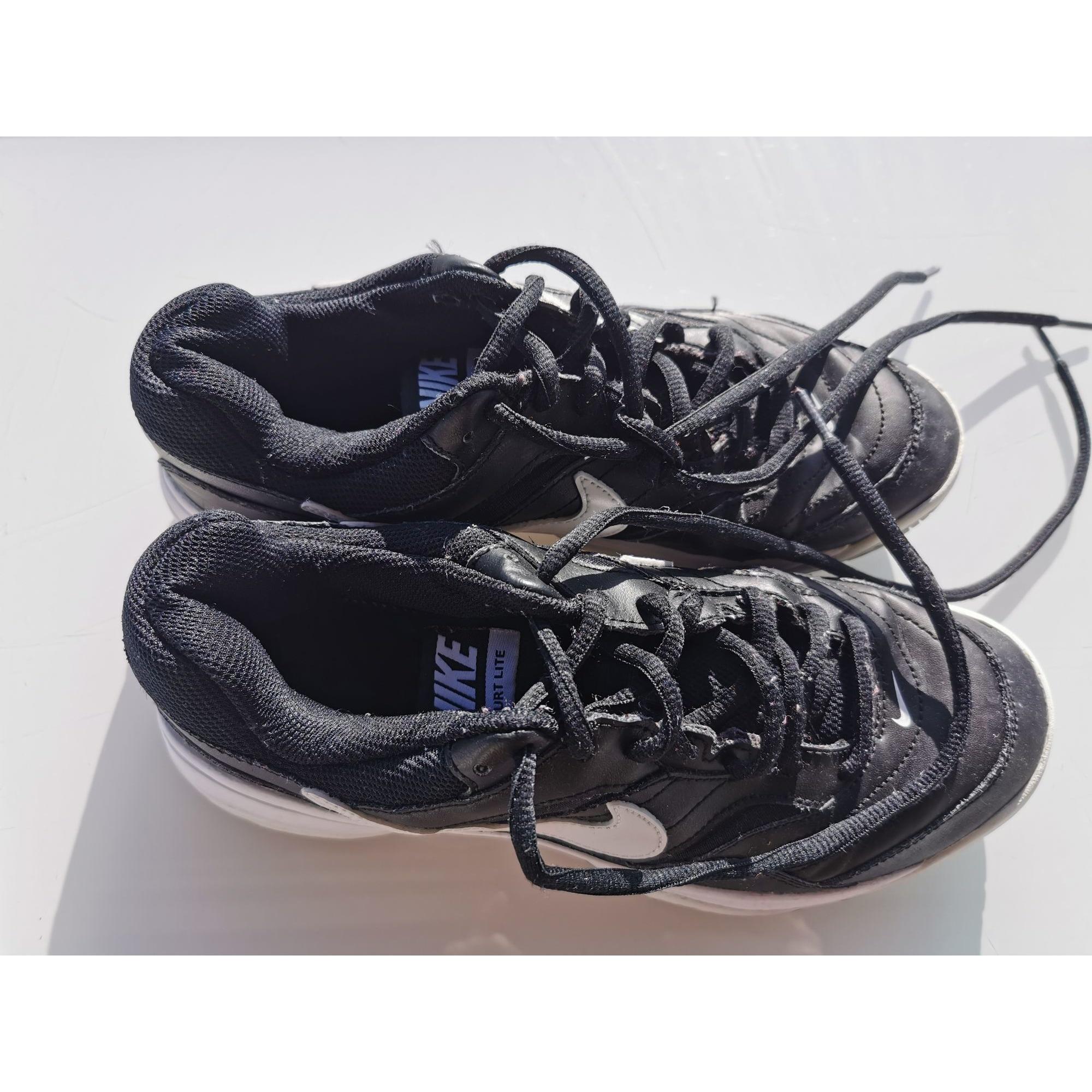 Chaussures de sport NIKE Noir