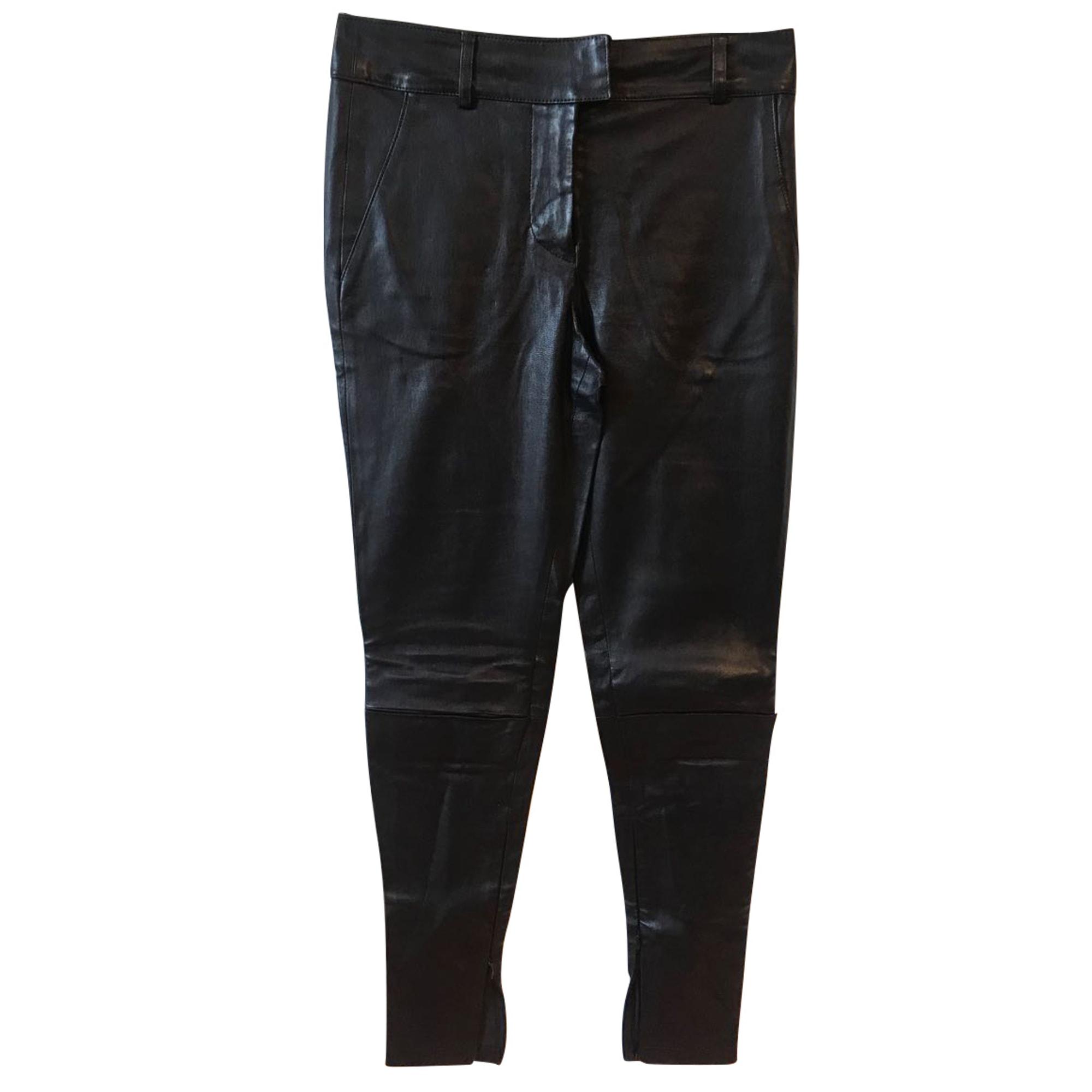 Pantalon slim, cigarette GIVENCHY Noir