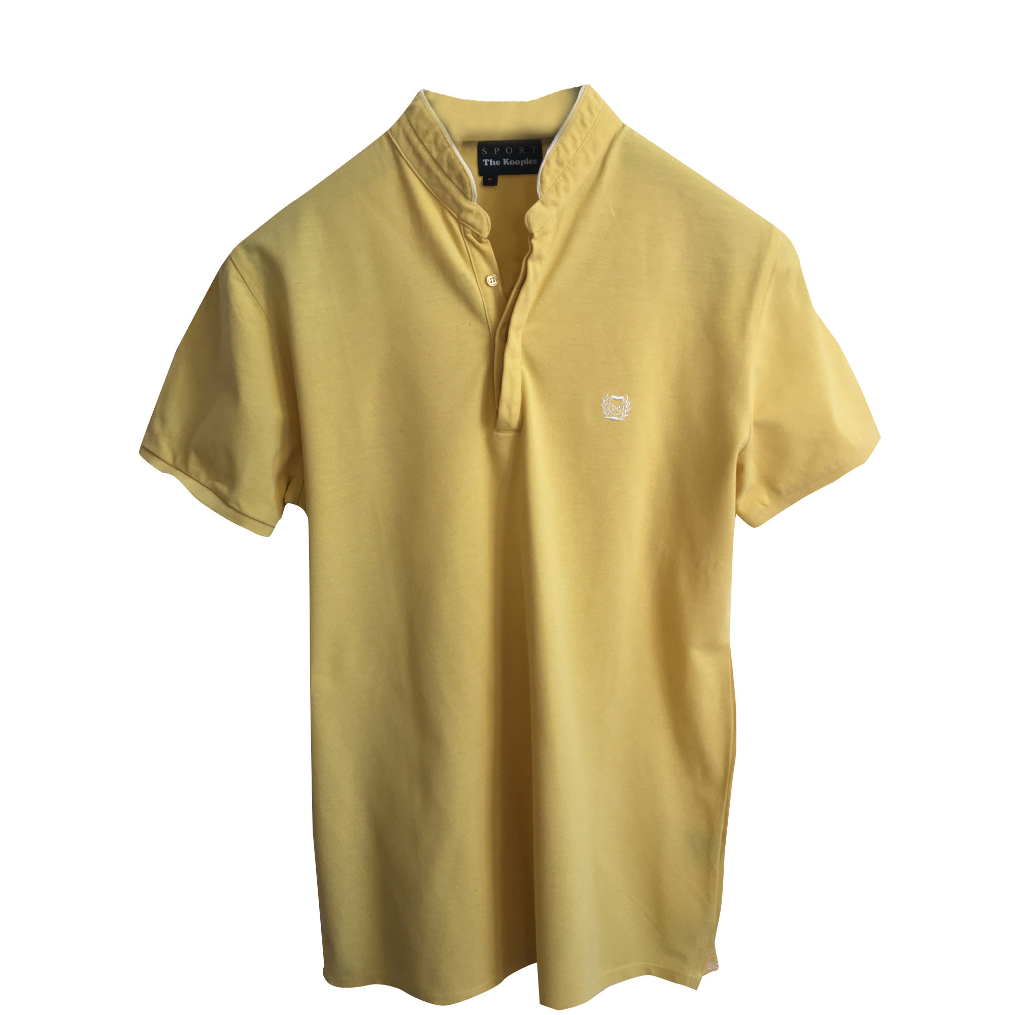 Polo THE KOOPLES Jaune
