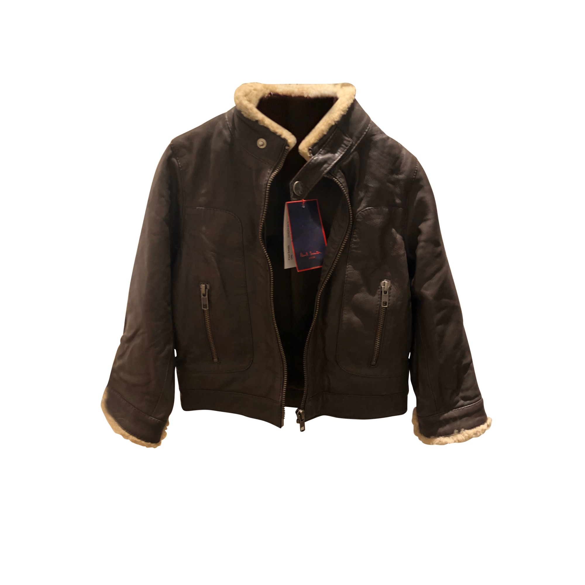 Veste PAUL SMITH Marron