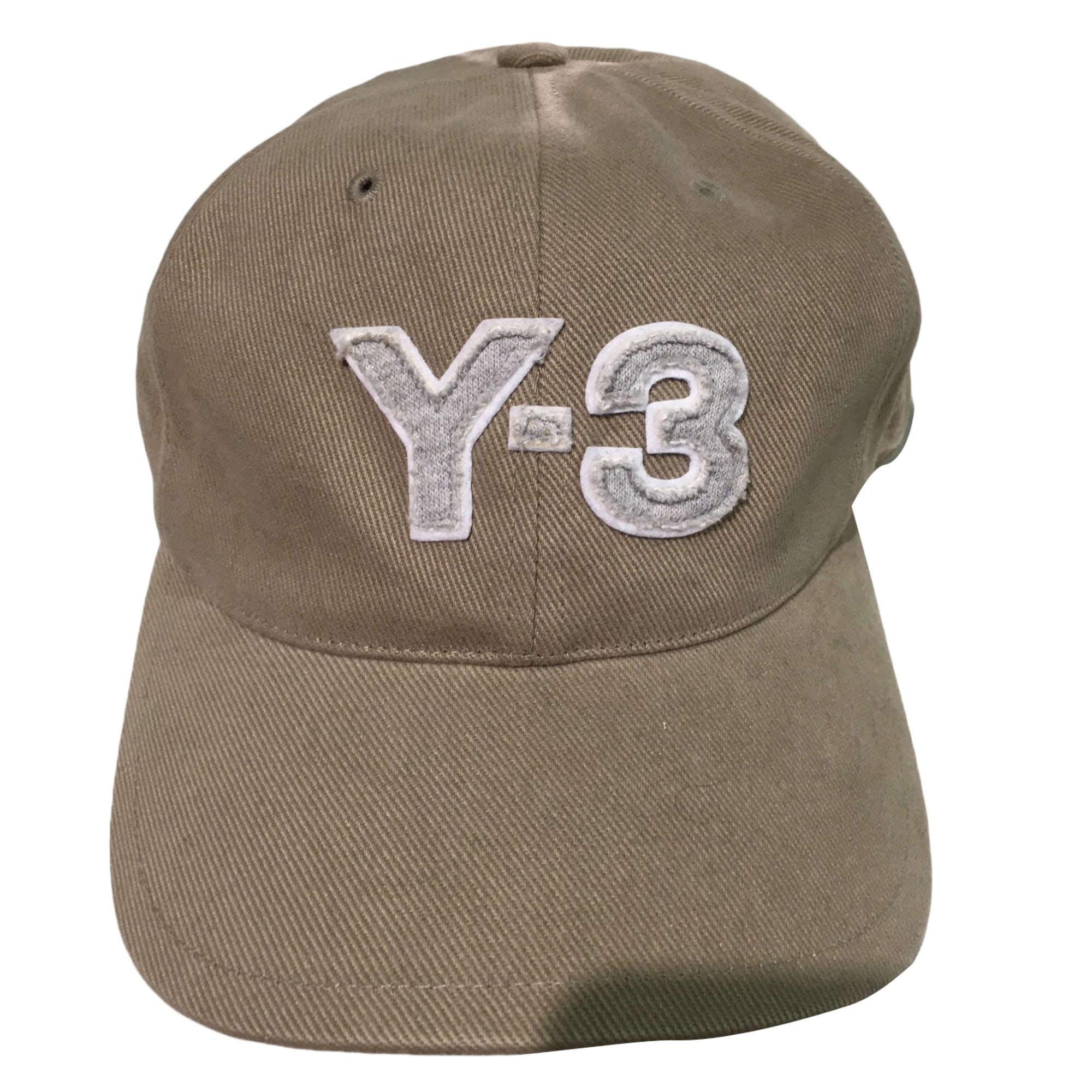 Casquette Y-3 Beige, camel