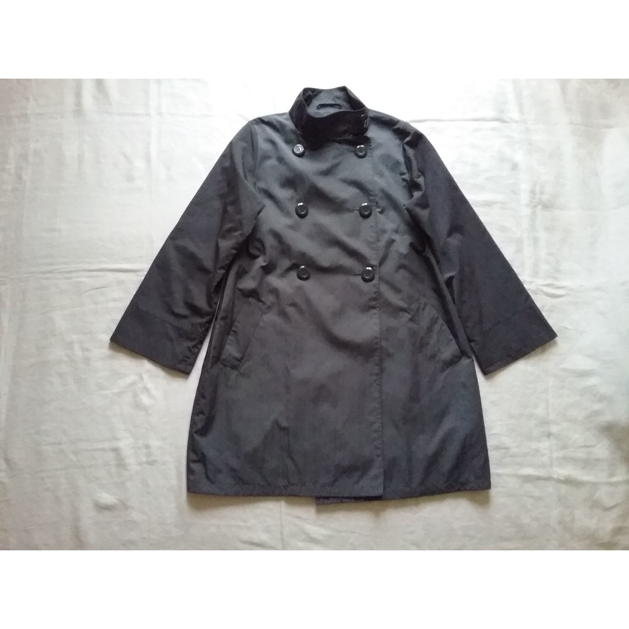 Imperméable, trench DEVERNOIS Gris, anthracite