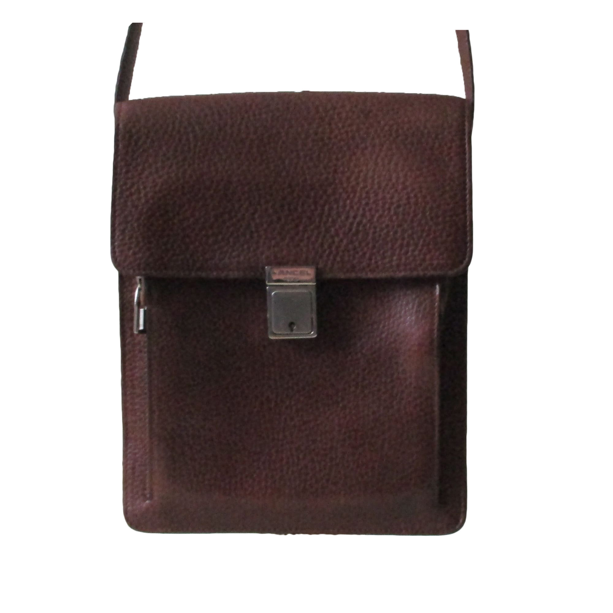 Sacoche LANCEL Marron