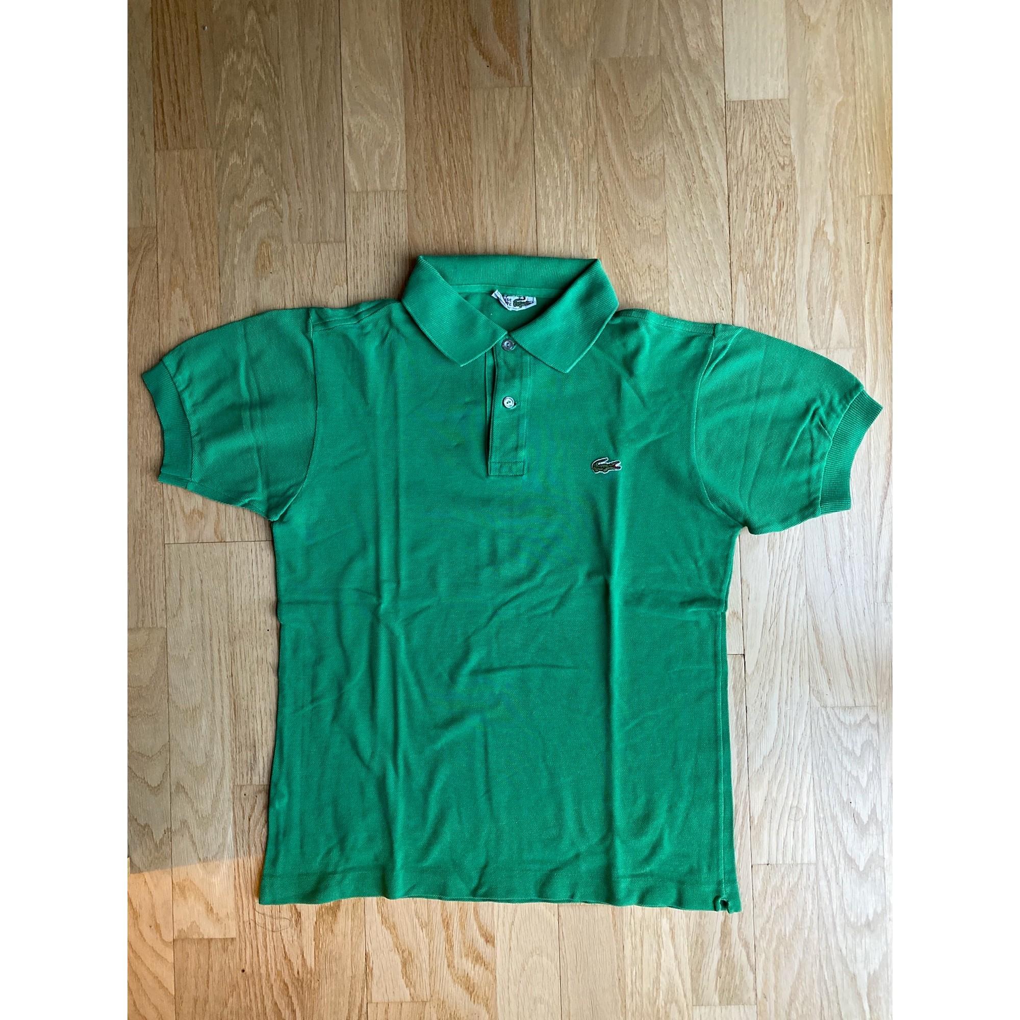 Polo LACOSTE Vert