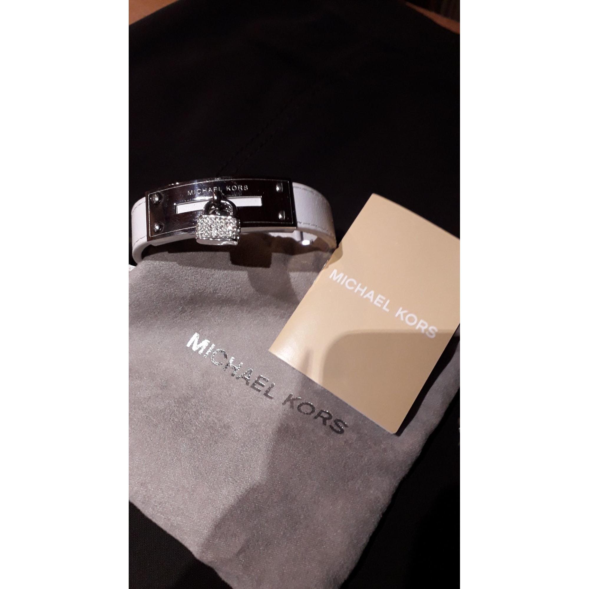 Bracelet MICHAEL KORS Blanc, blanc cassé, écru