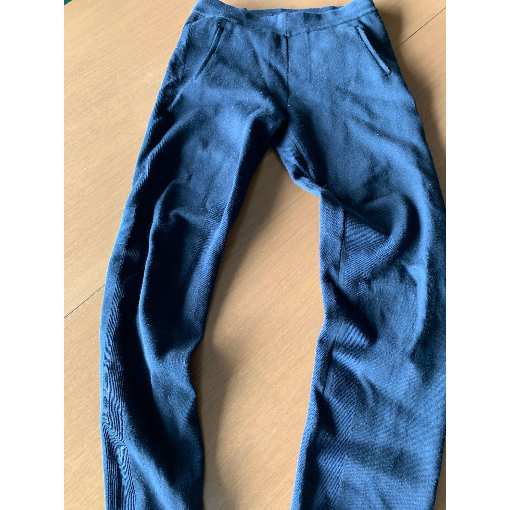 Pantalon slim NAPAPIJRI Bleu, bleu marine, bleu turquoise