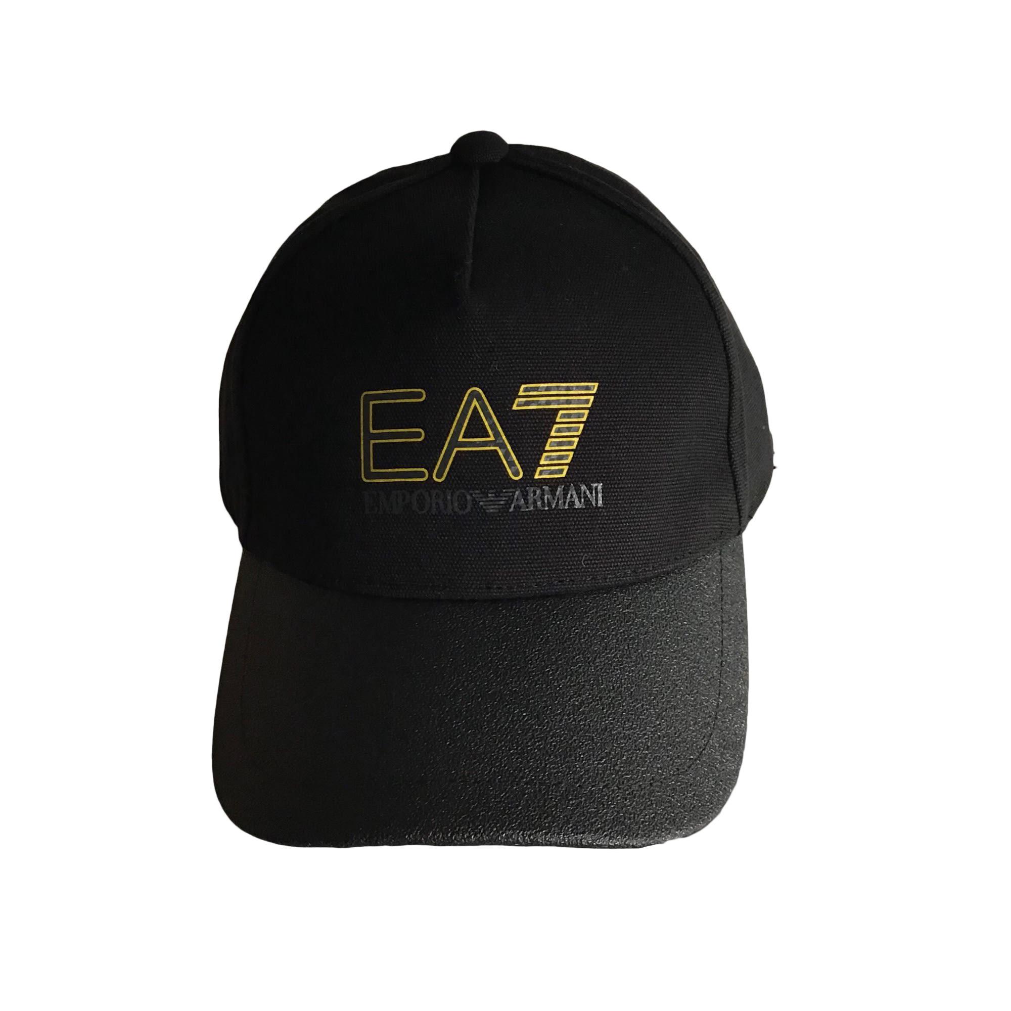 Casquette ARMANI EA7 Noir