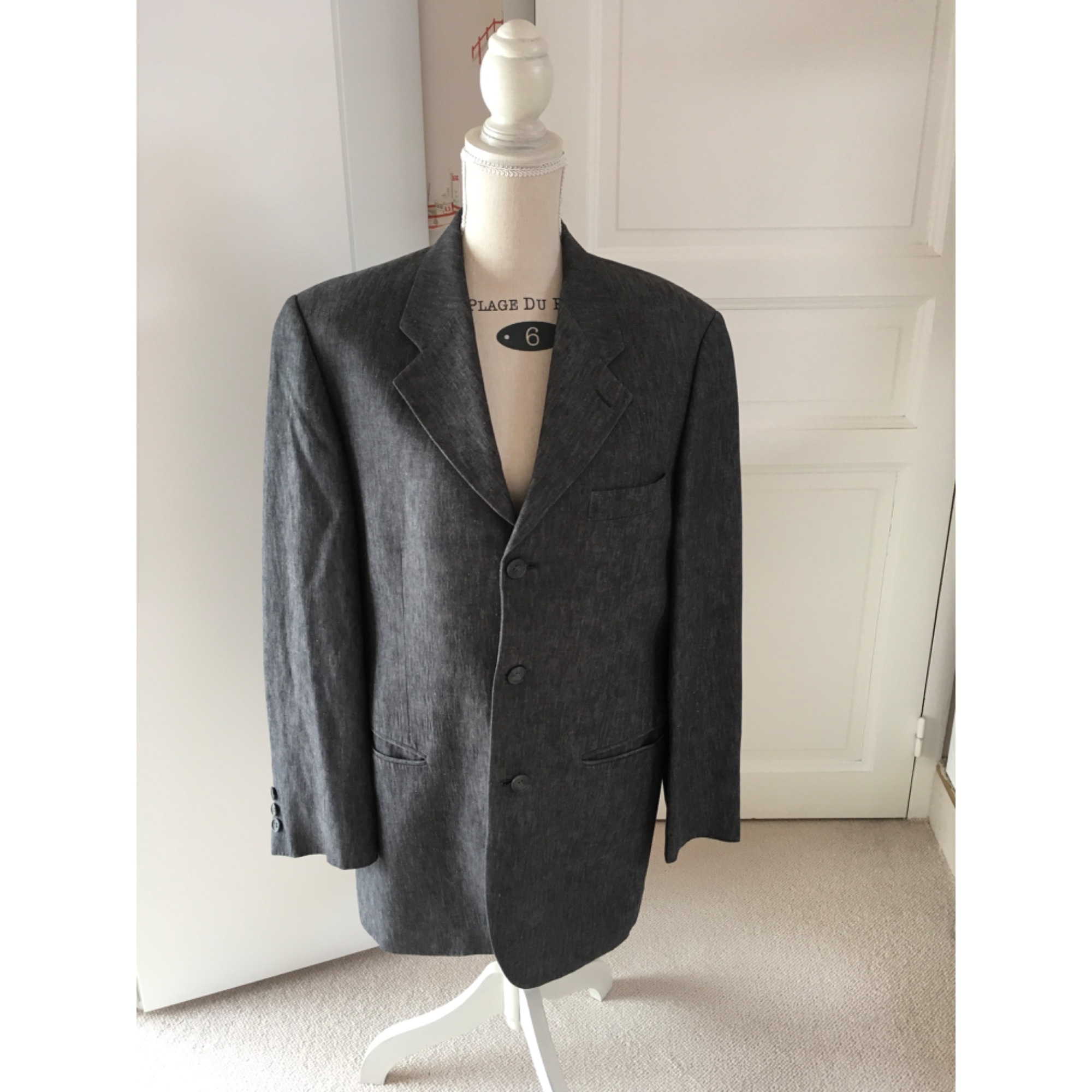 Costume complet GEORGES RECH Gris, anthracite