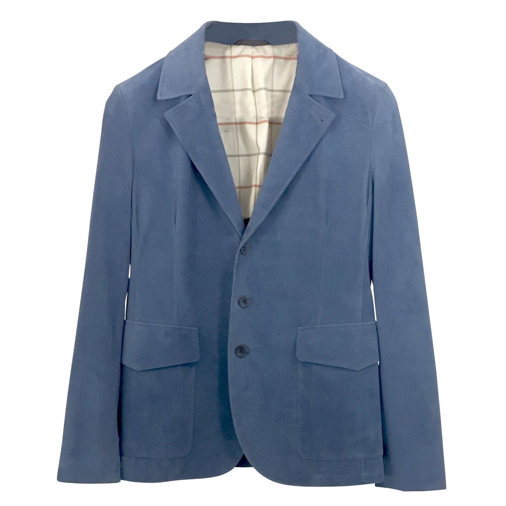 Veste LORO PIANA Bleu, bleu marine, bleu turquoise